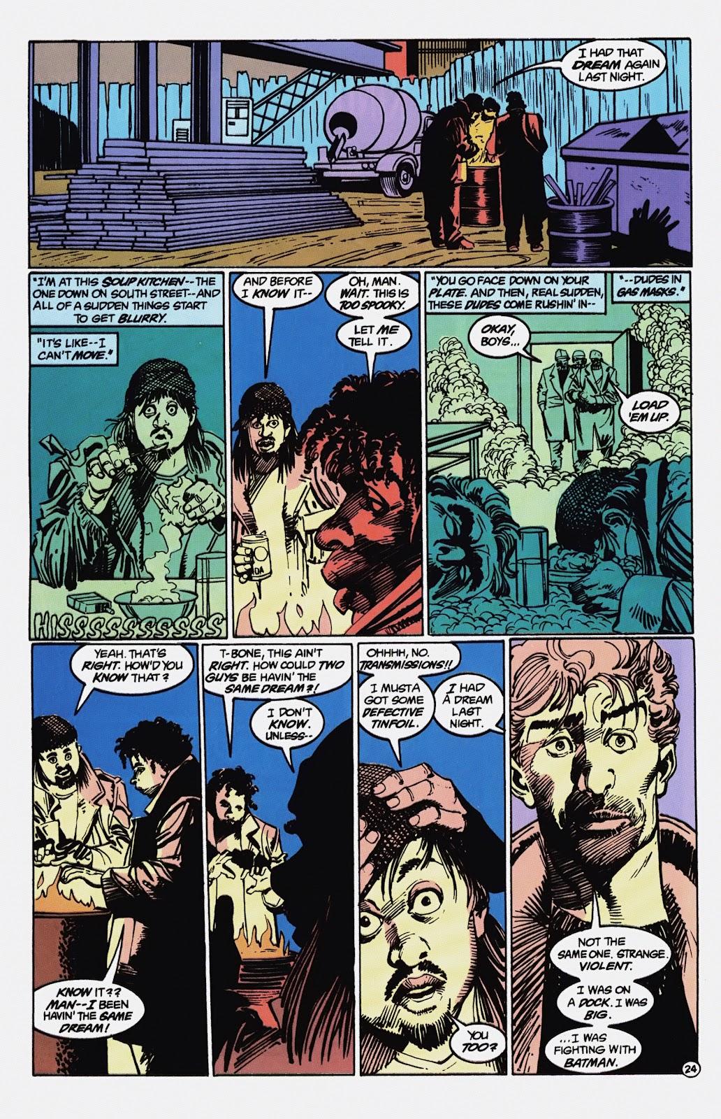 Read online Detective Comics (1937) comic -  Issue # _TPB Batman - Blind Justice (Part 1) - 29