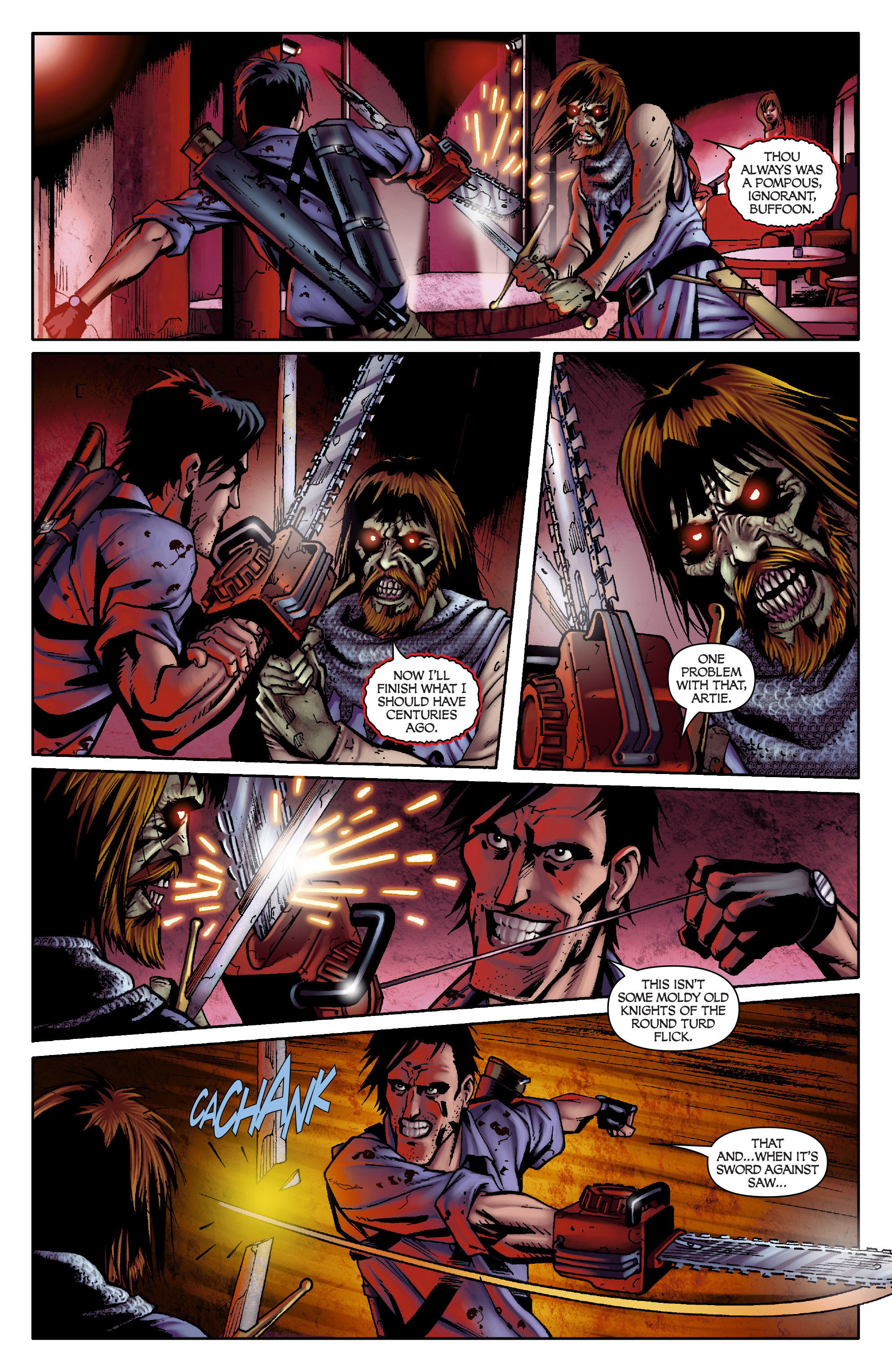 Read online Army of Darkness: From the Ashes comic -  Issue #Army of Darkness: From the Ashes TPB - 71