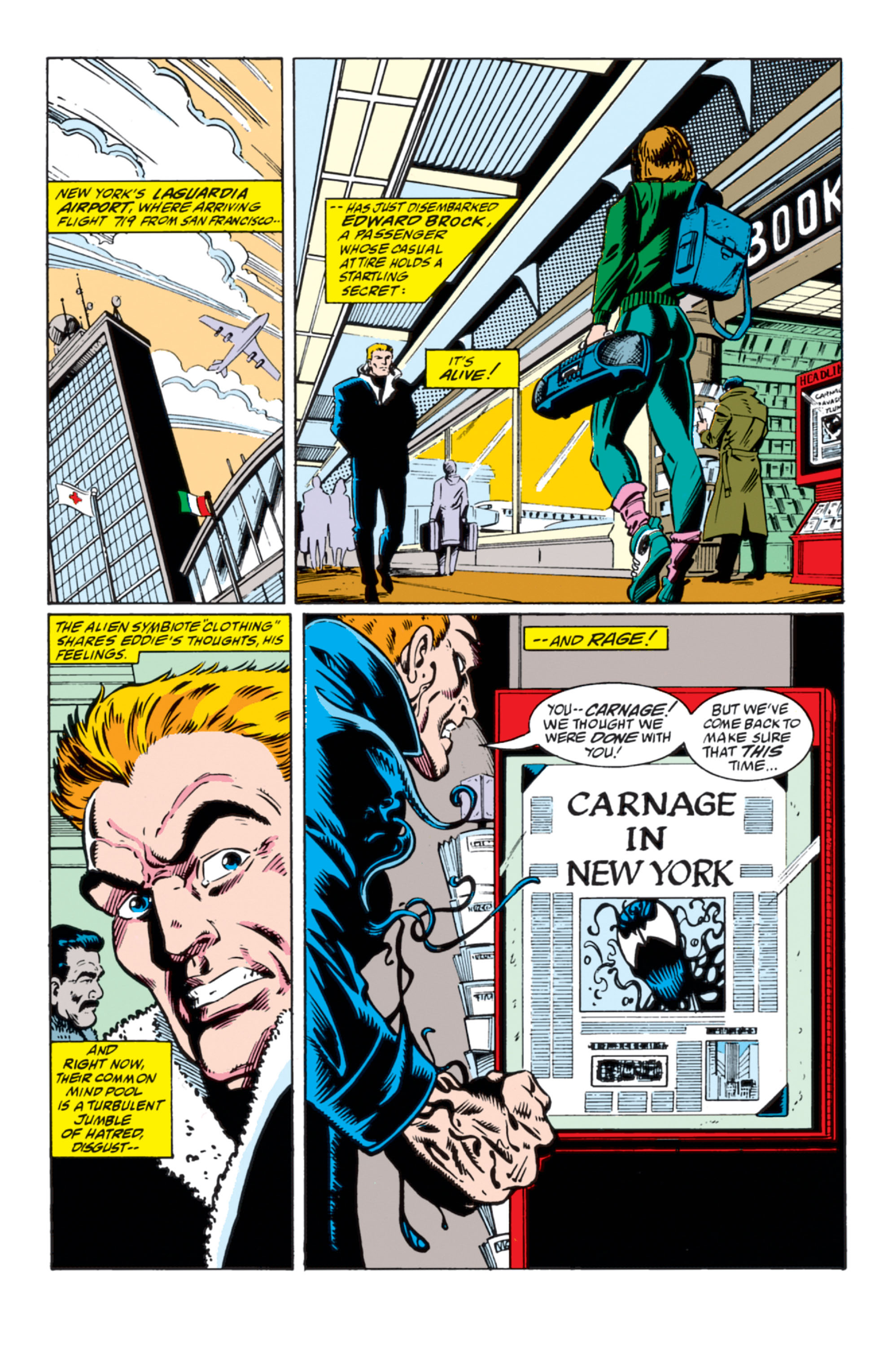 The Amazing Spider-Man (1963) 378 Page 1