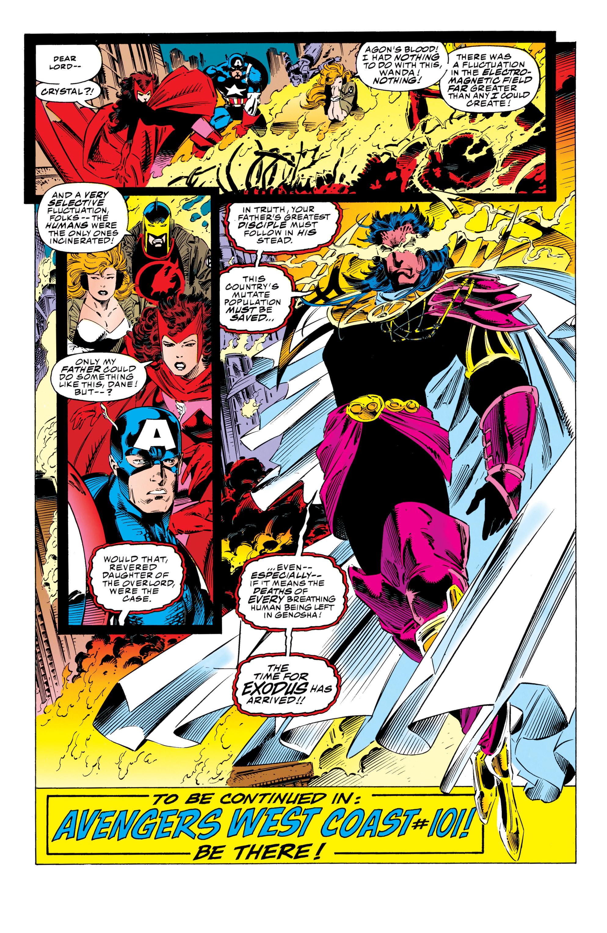 X-Men (1991) 26 Page 21