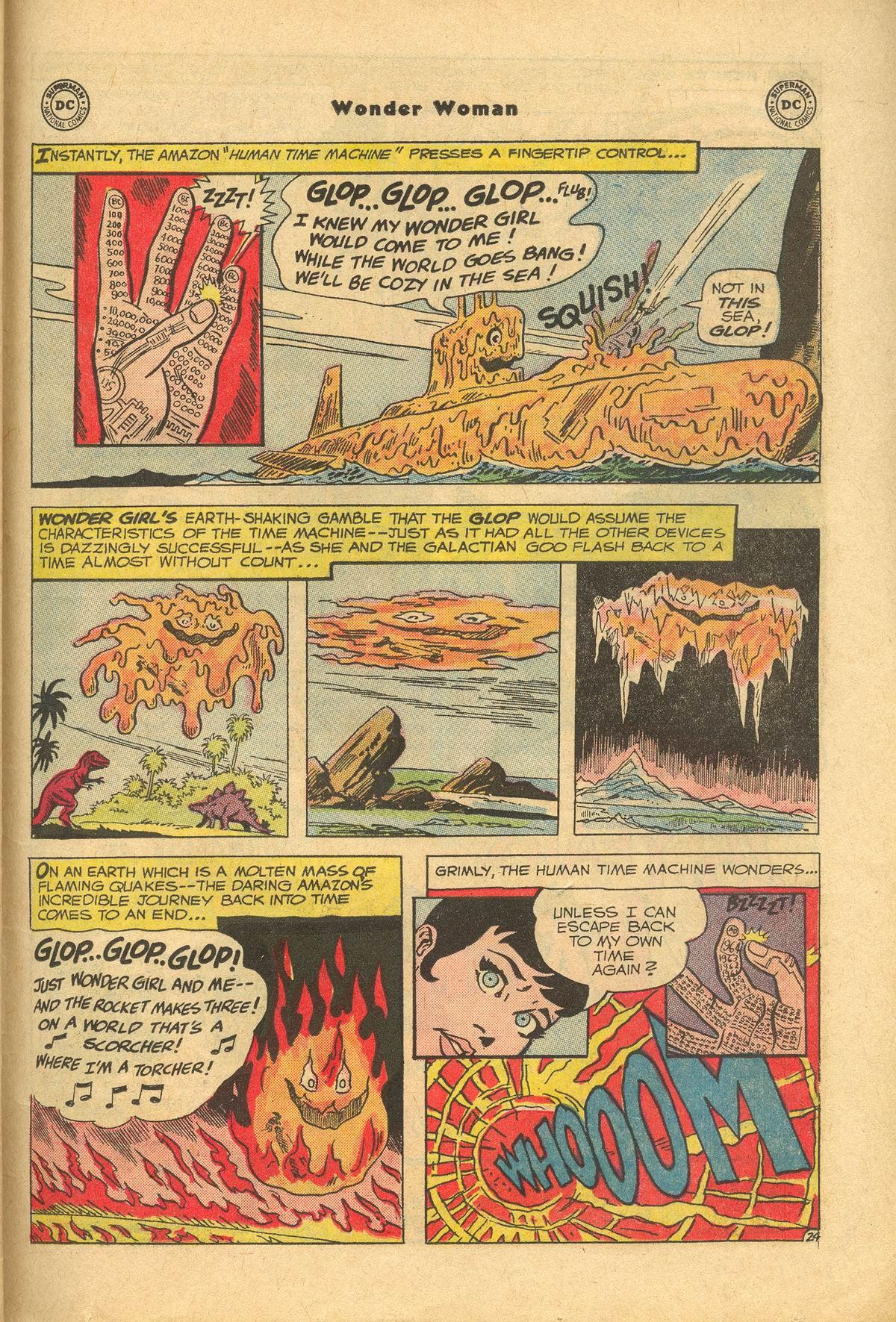 Read online Wonder Woman (1942) comic -  Issue #151 - 31