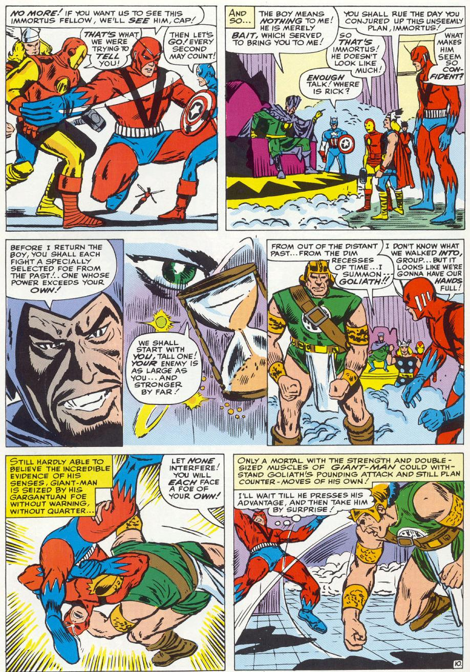 The Avengers (1963) 10 Page 10