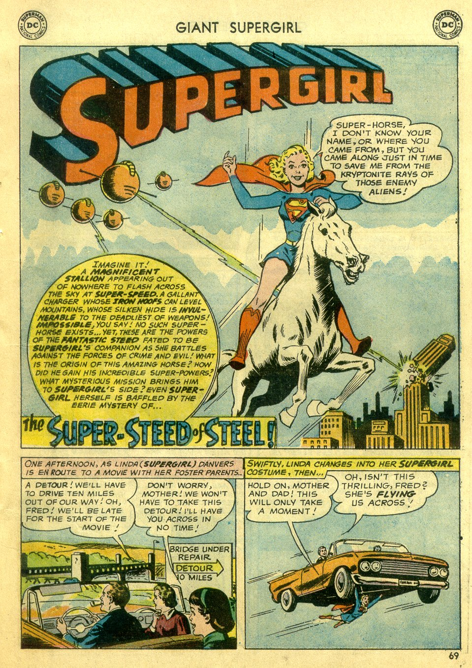 Action Comics (1938) 334 Page 70