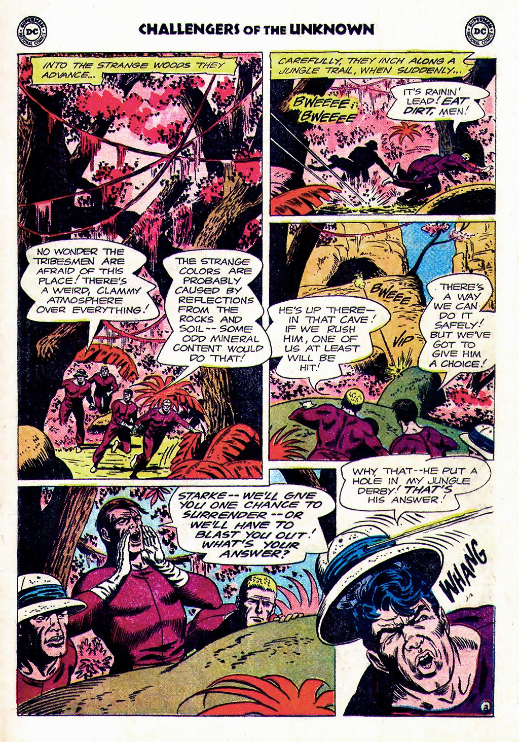 Challengers of the Unknown (1958) issue 38 - Page 5