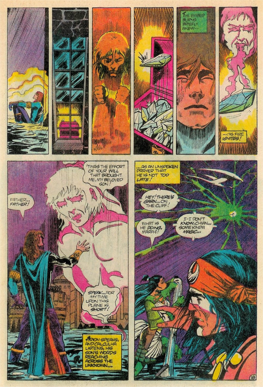 Read online Arion, Lord of Atlantis comic -  Issue #18 - 19