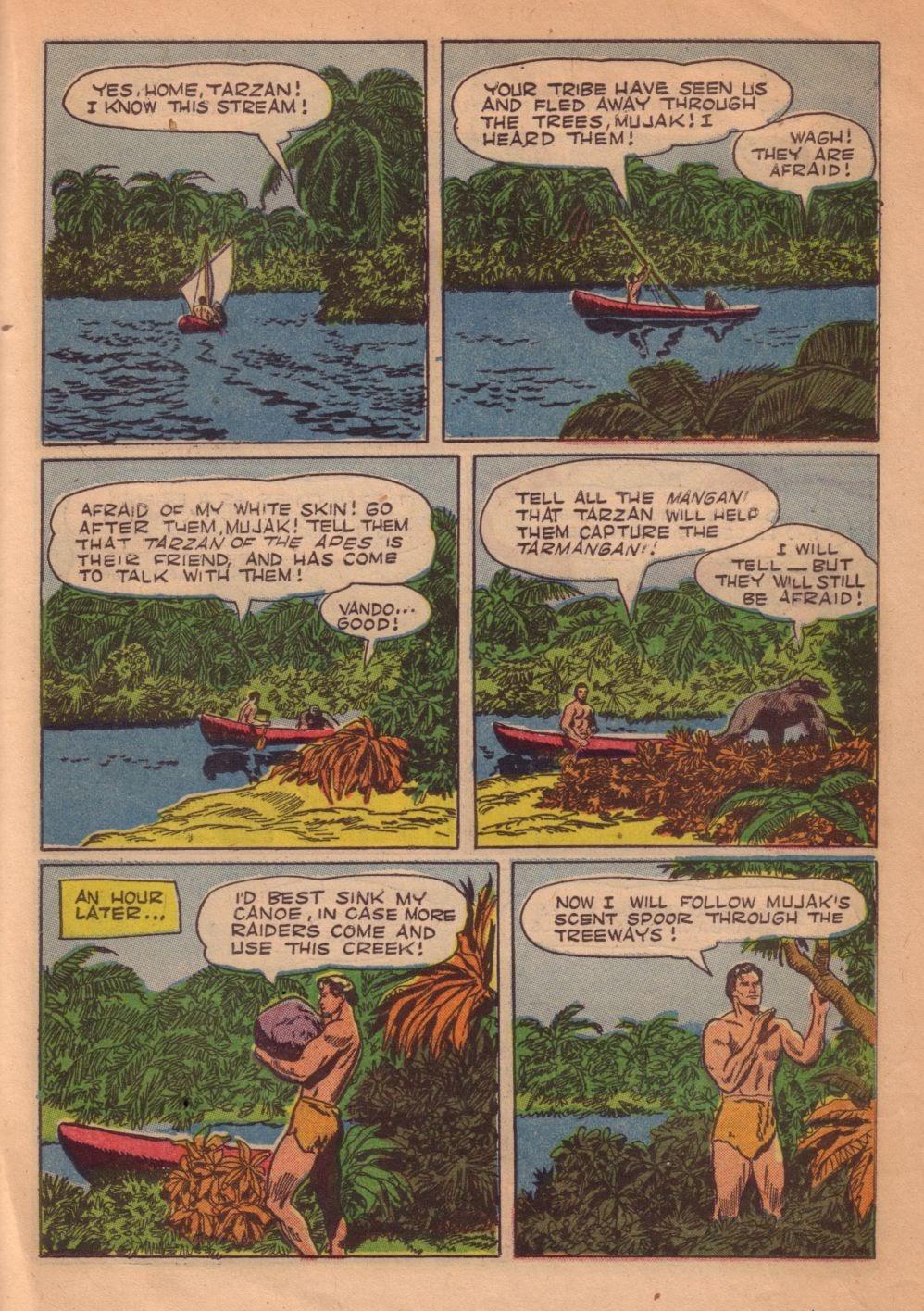 Tarzan (1948) issue 55 - Page 31