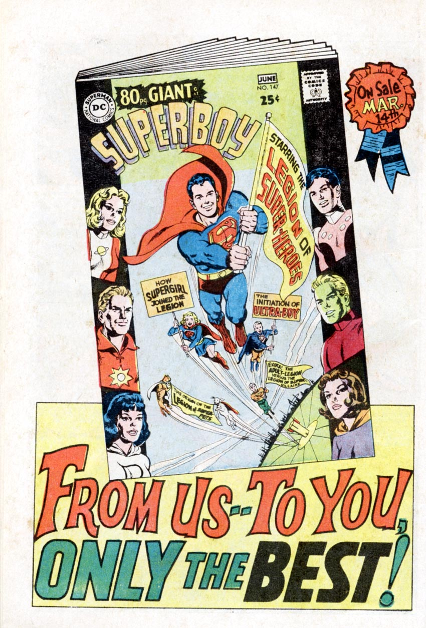 Read online Action Comics (1938) comic -  Issue #363 - 14