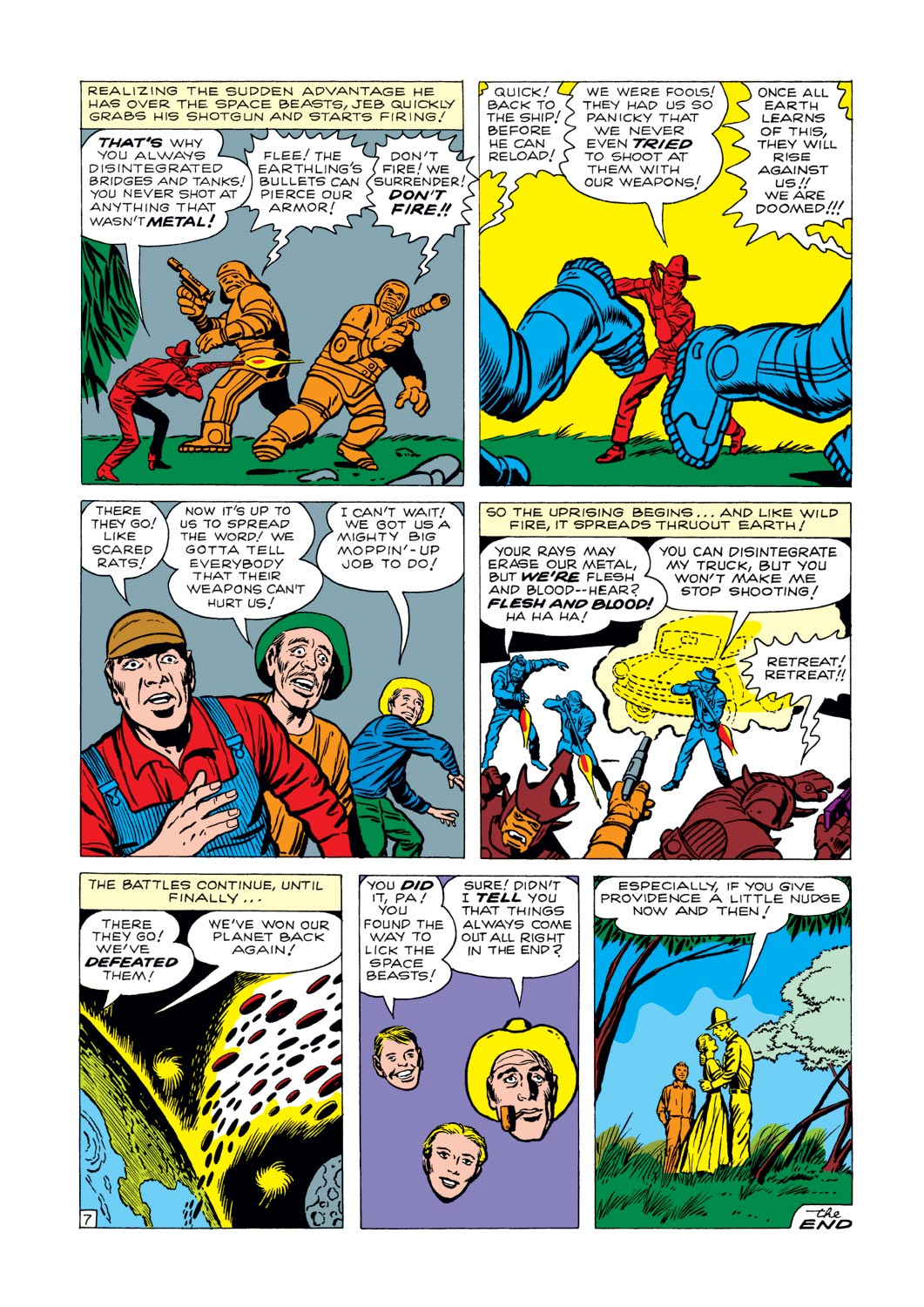 Tales to Astonish (1959) issue 29 - Page 9