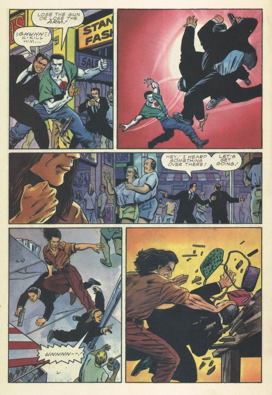 Read online Secret Weapons comic -  Issue #9 - 16