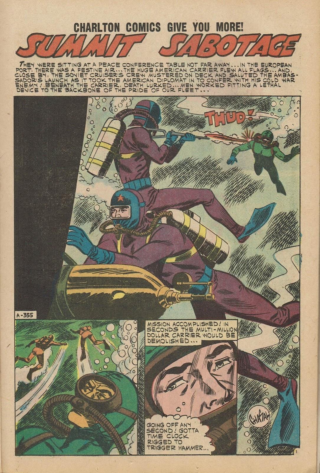 Read online Fightin' Navy comic -  Issue #98 - 13