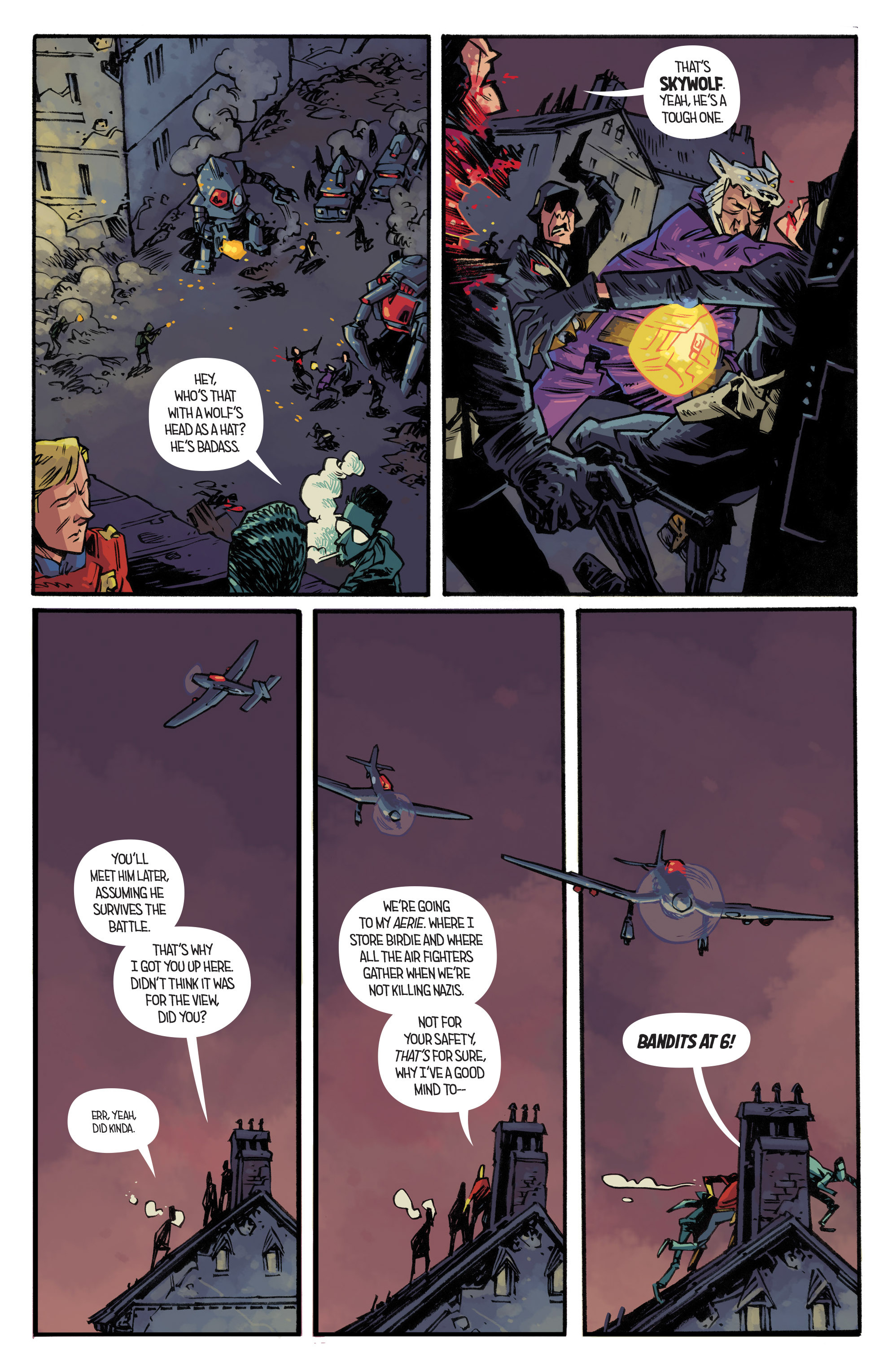 Read online Airboy comic -  Issue #3 - 6