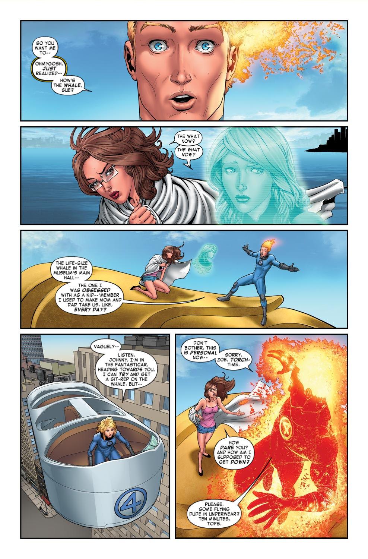 Read online Fantastic Four: Season One comic -  Issue # TPB - 83