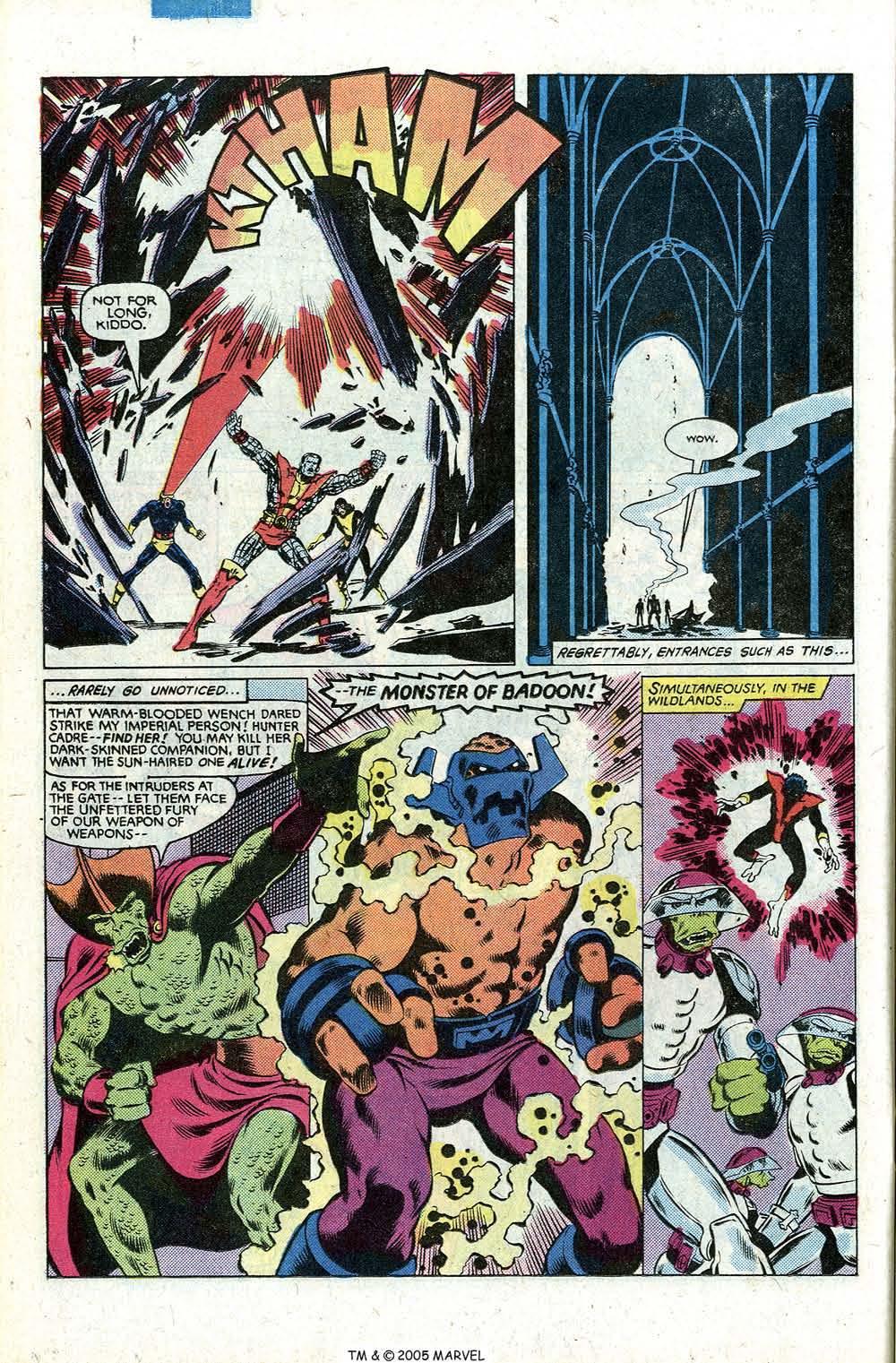 Read online Uncanny X-Men (1963) comic -  Issue # _Annual 5 - 30