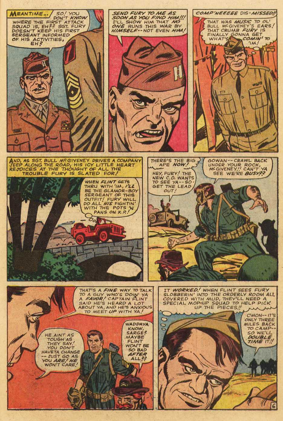 Read online Sgt. Fury comic -  Issue # _Special 2 - 47