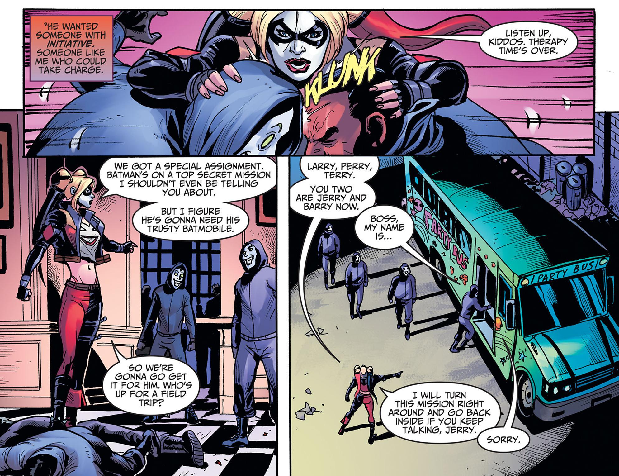 Read online Injustice: Ground Zero comic -  Issue #9 - 9