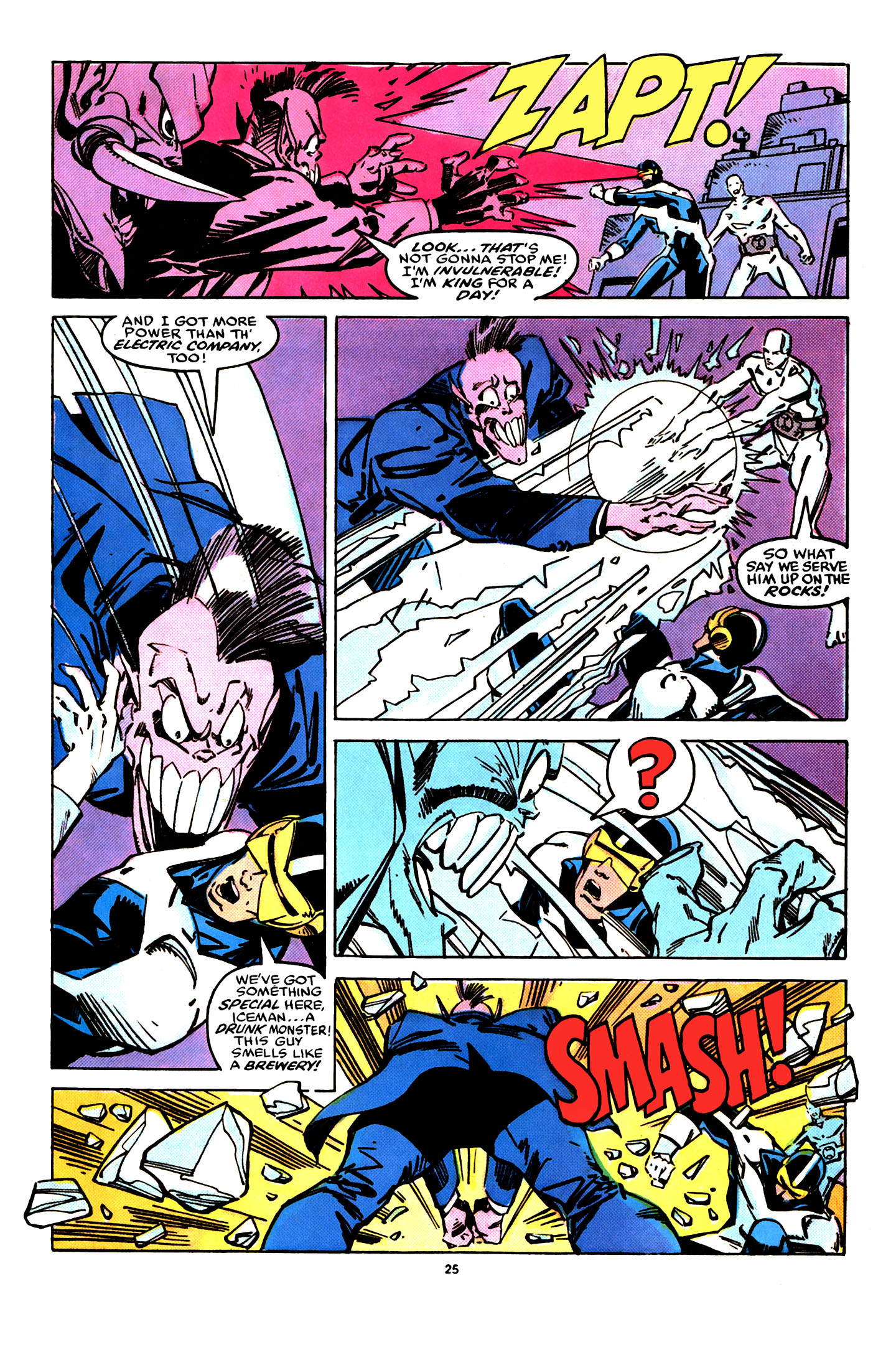 Read online X-Factor (1986) comic -  Issue #29 - 20