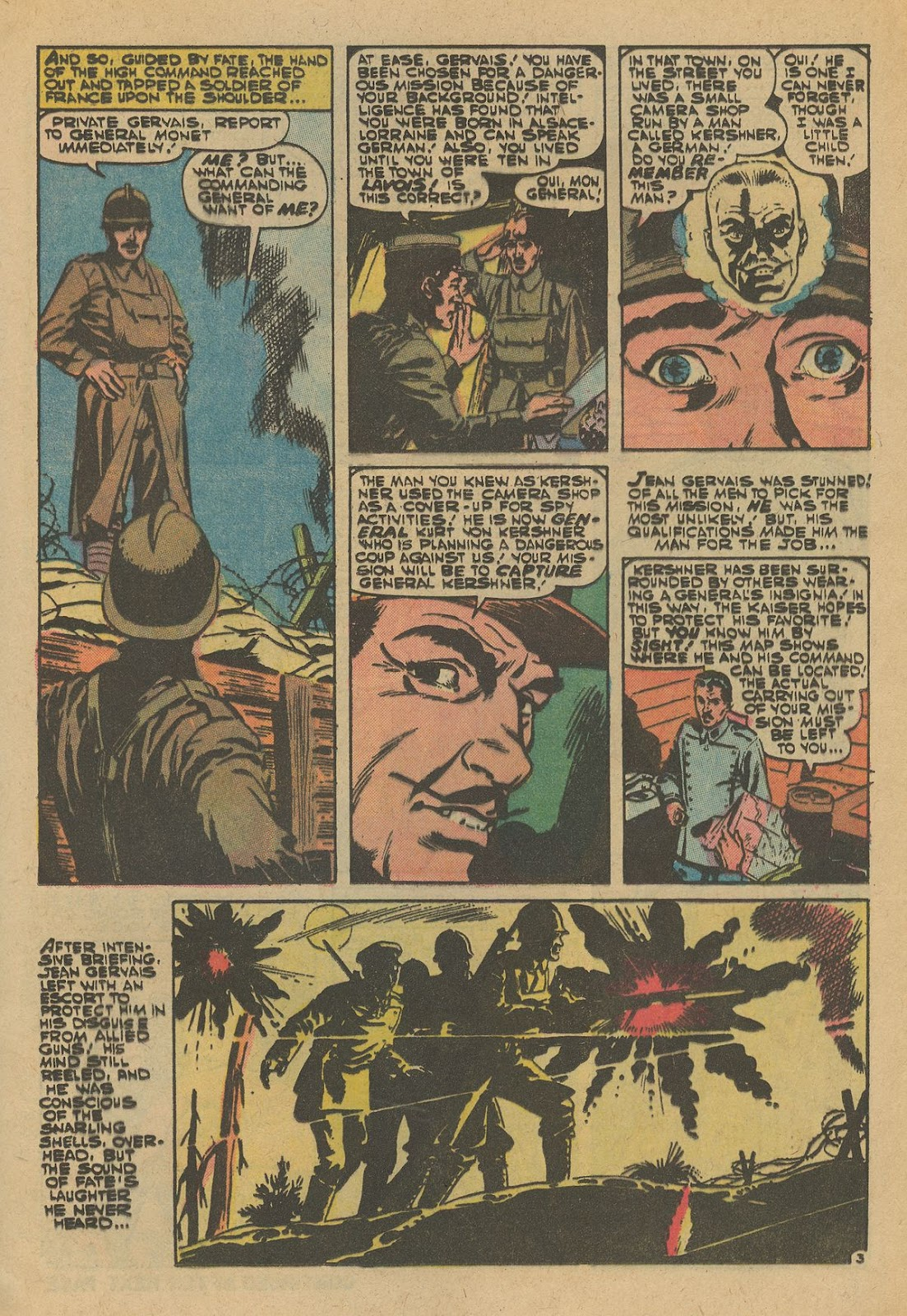War Is Hell (1973) issue 5 - Page 13