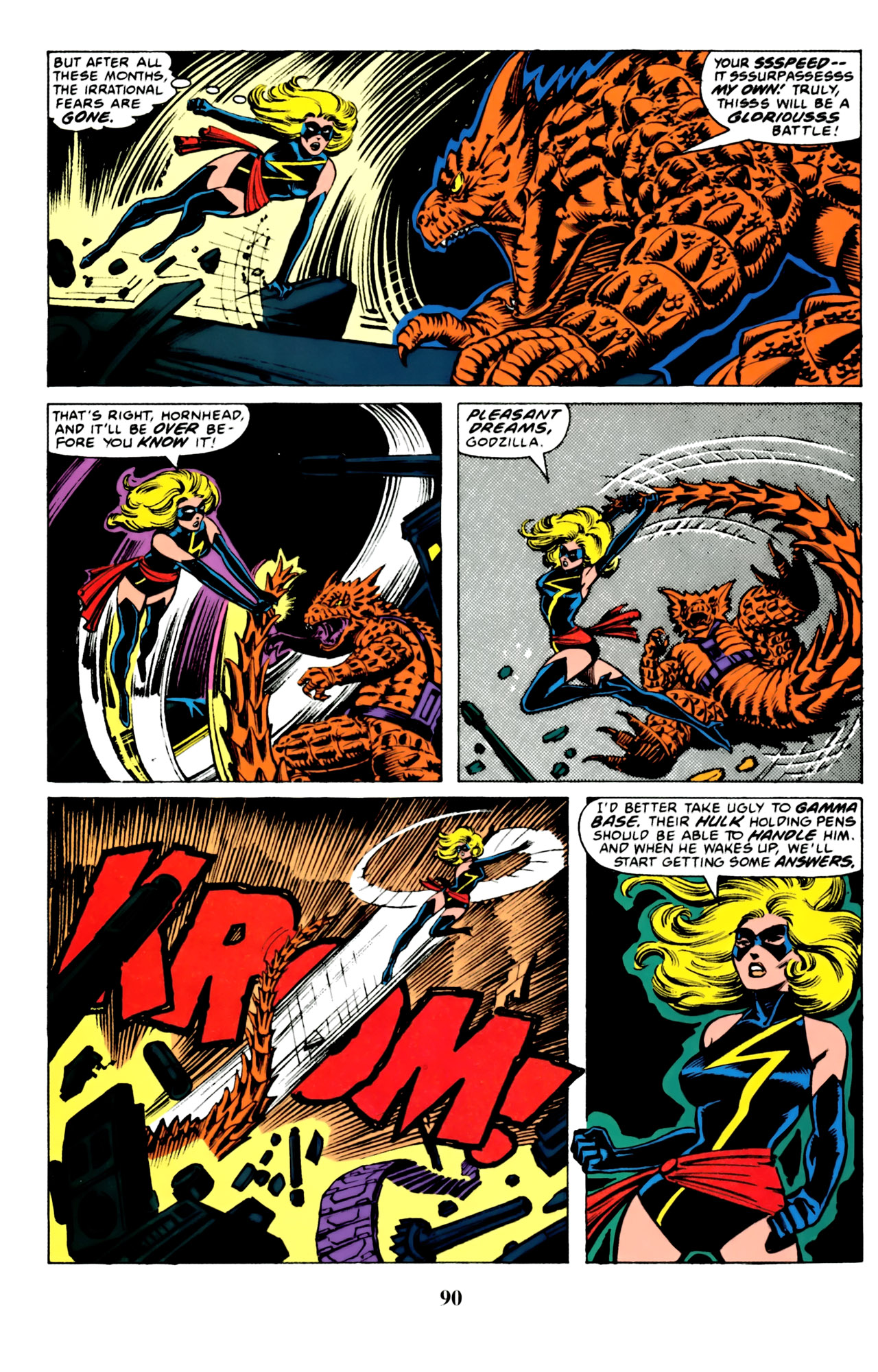 Read online Giant-Size Ms. Marvel comic -  Issue # Full - 84