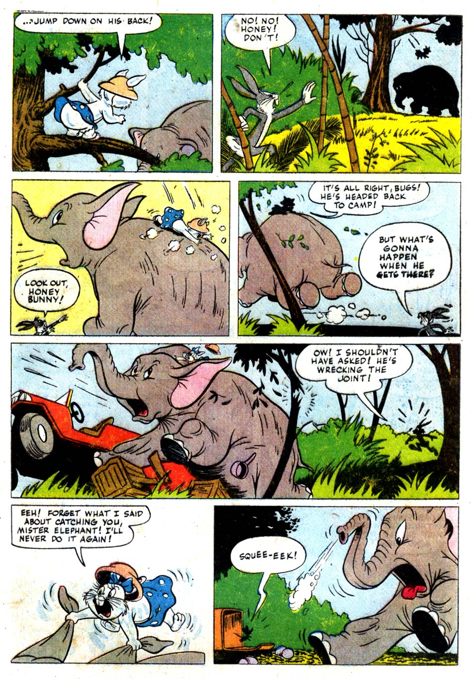 Four Color Comics issue 498 - Page 33