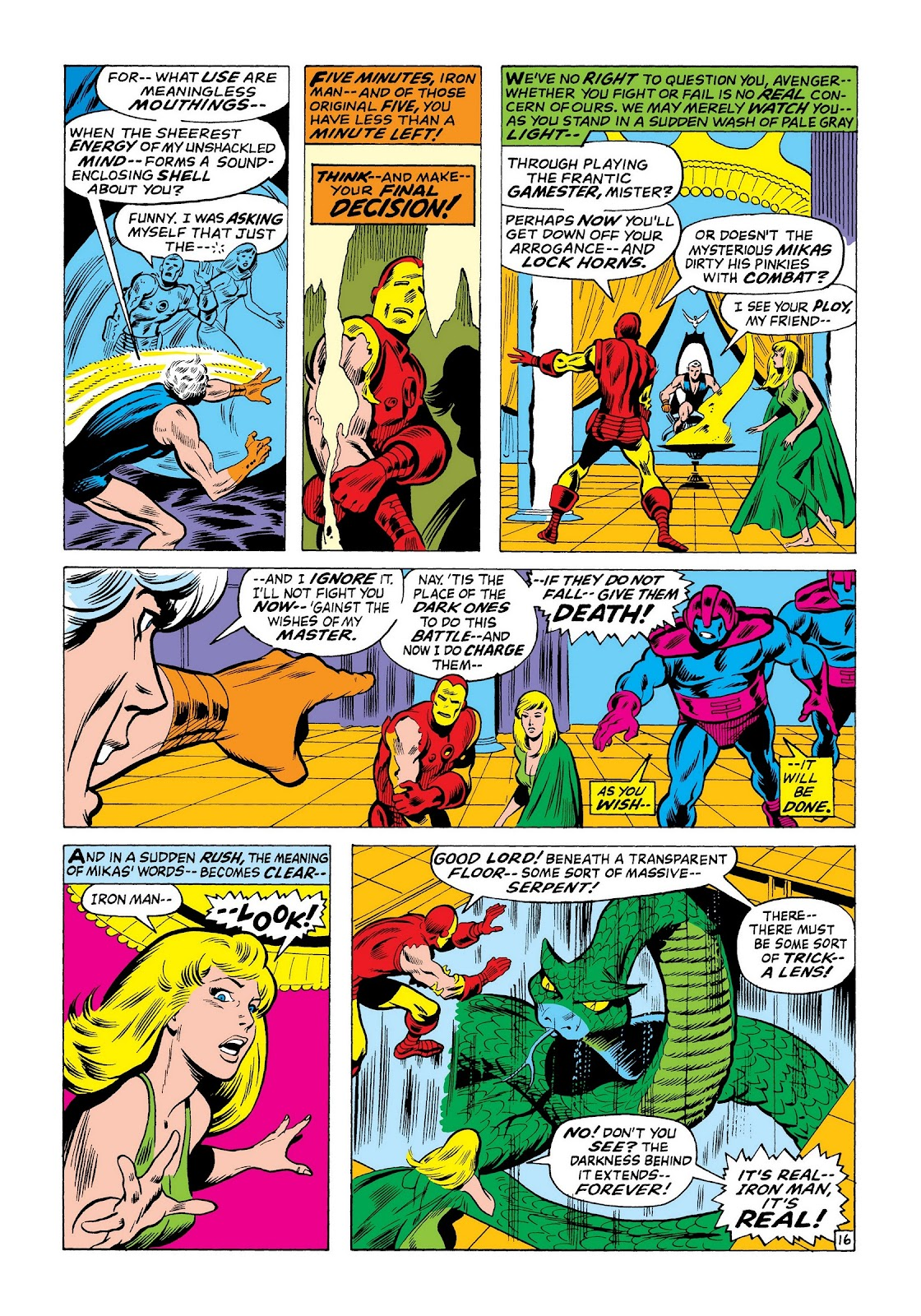 Read online Marvel Masterworks: The Invincible Iron Man comic -  Issue # TPB 8 (Part 2) - 3