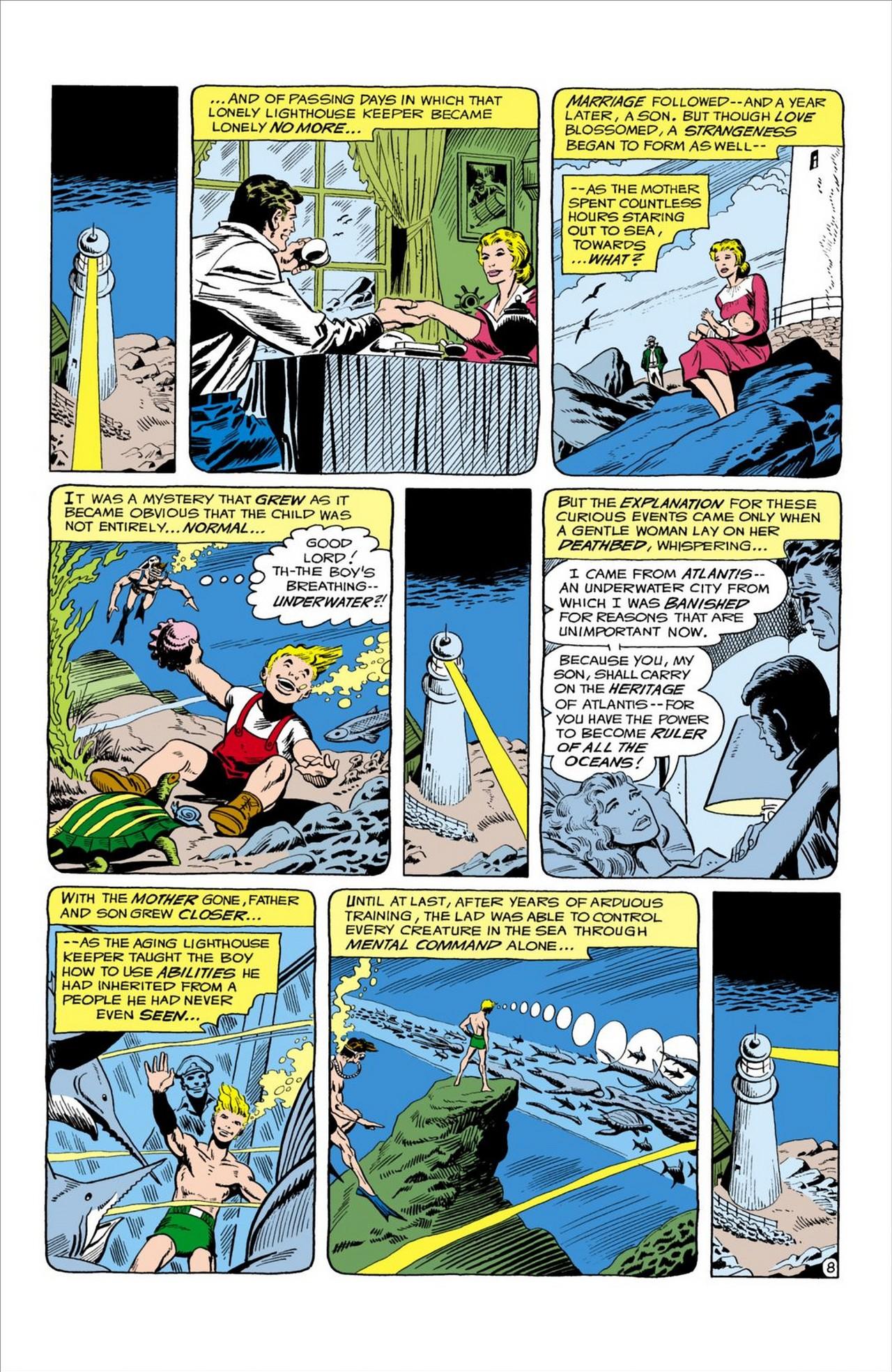 Read online Aquaman (1962) comic -  Issue #58 - 9
