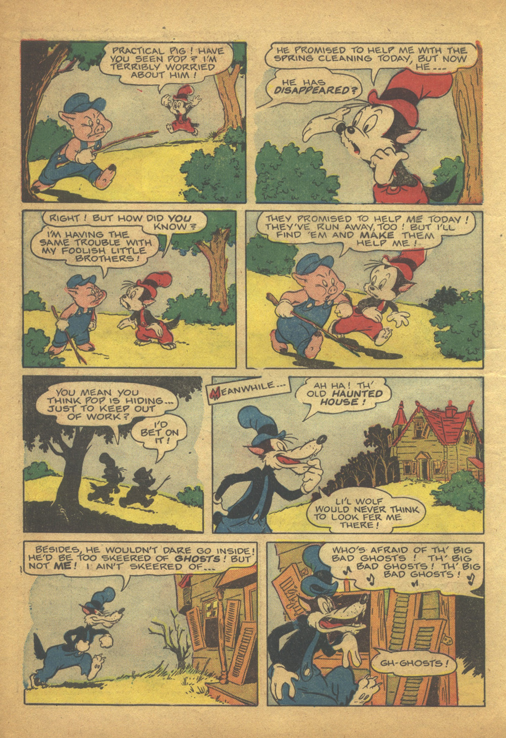 Walt Disney's Comics and Stories issue 103 - Page 14