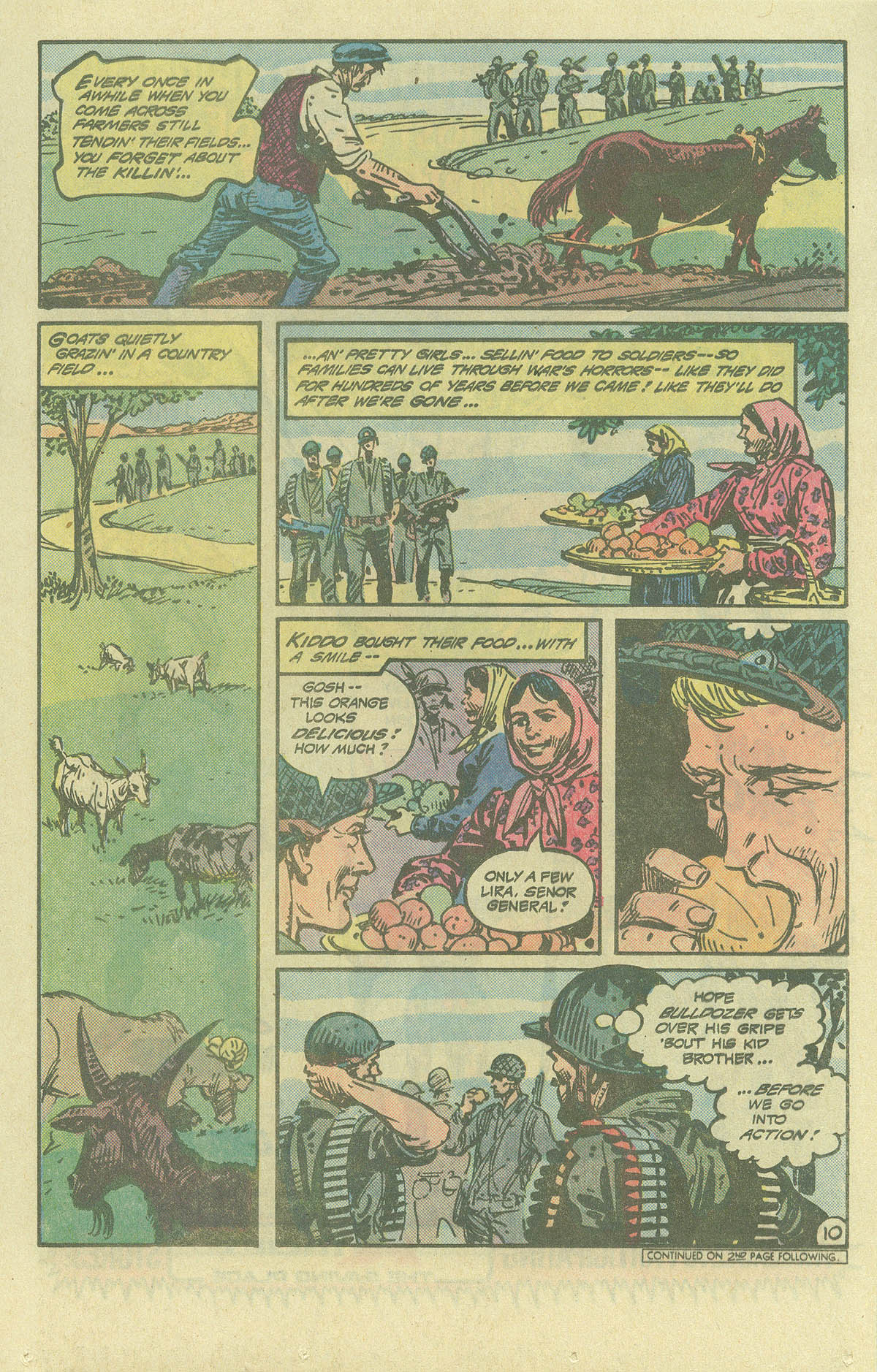 Read online Sgt. Rock comic -  Issue #393 - 10