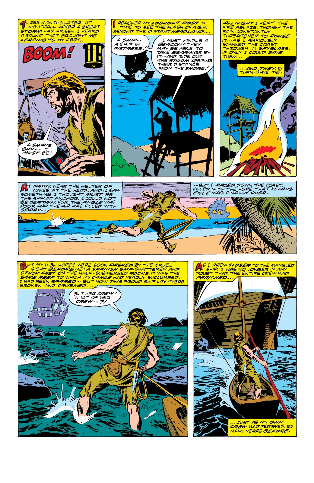 Marvel Classics Comics Series Featuring issue 19 - Page 31