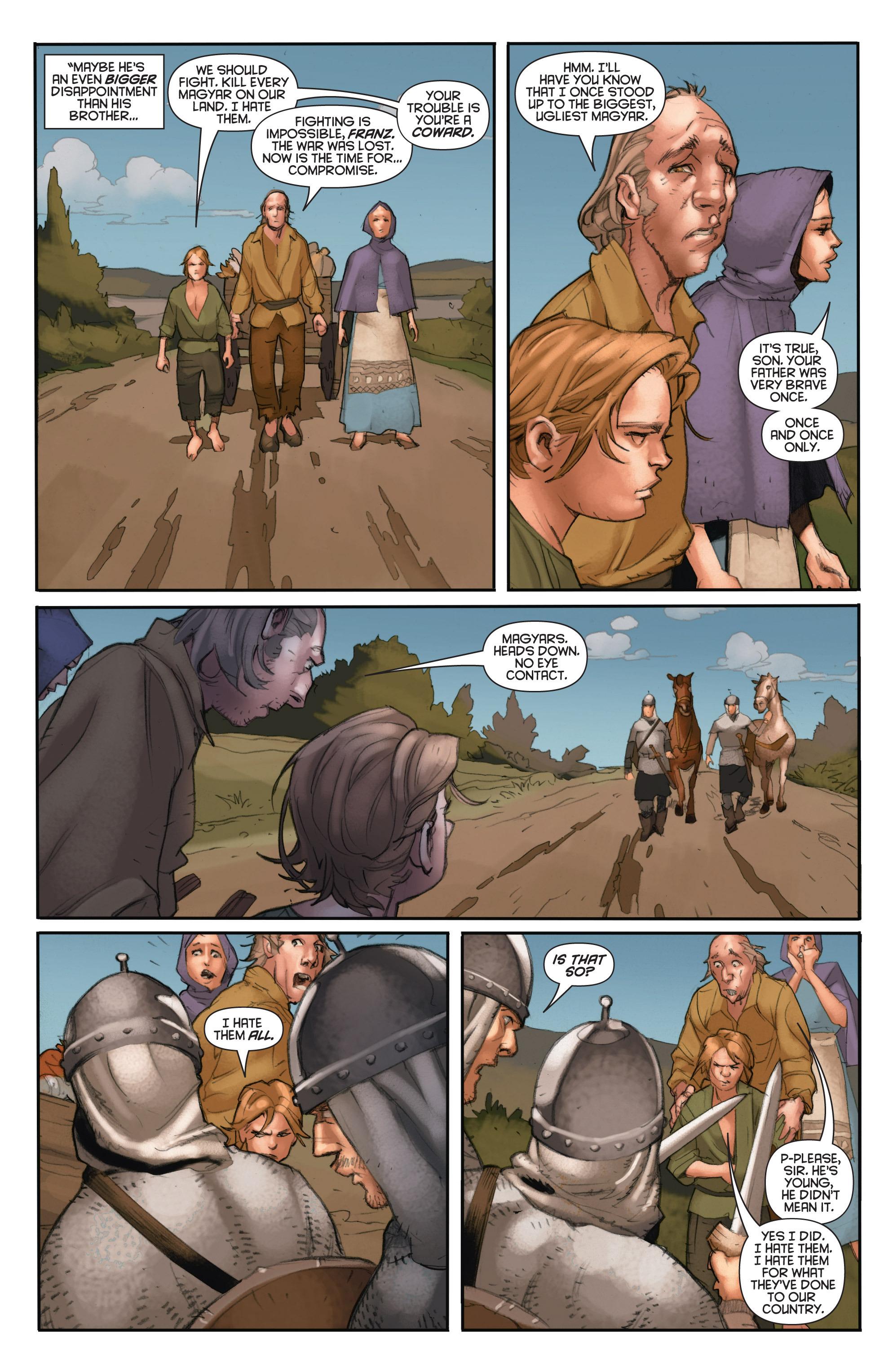 Read online Eternal Warrior: Days of Steel comic -  Issue #2 - 15