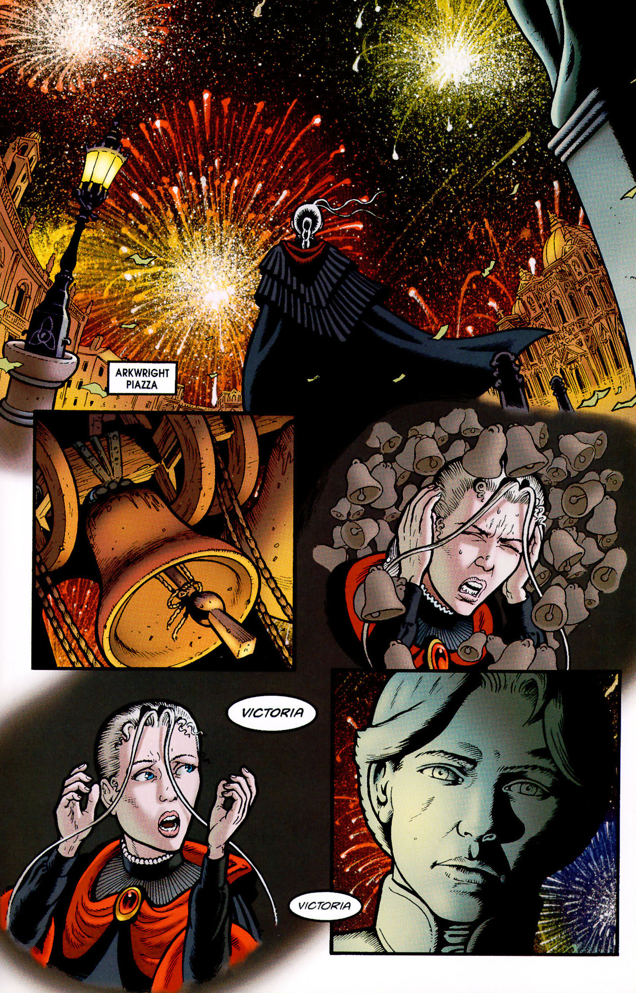 Read online Heart of Empire comic -  Issue #5 - 39
