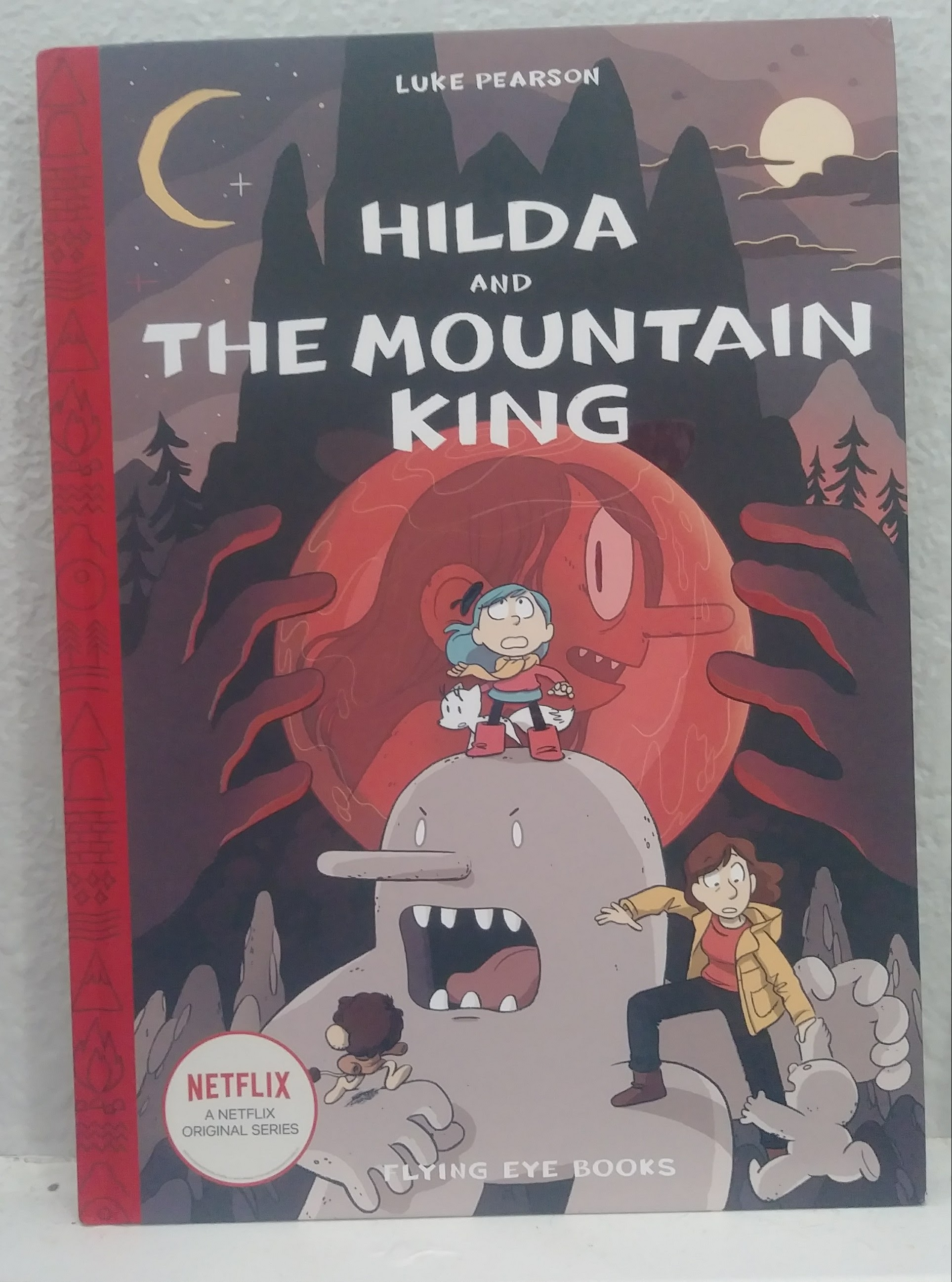 Hilda and the Mountain King TPB Page 1