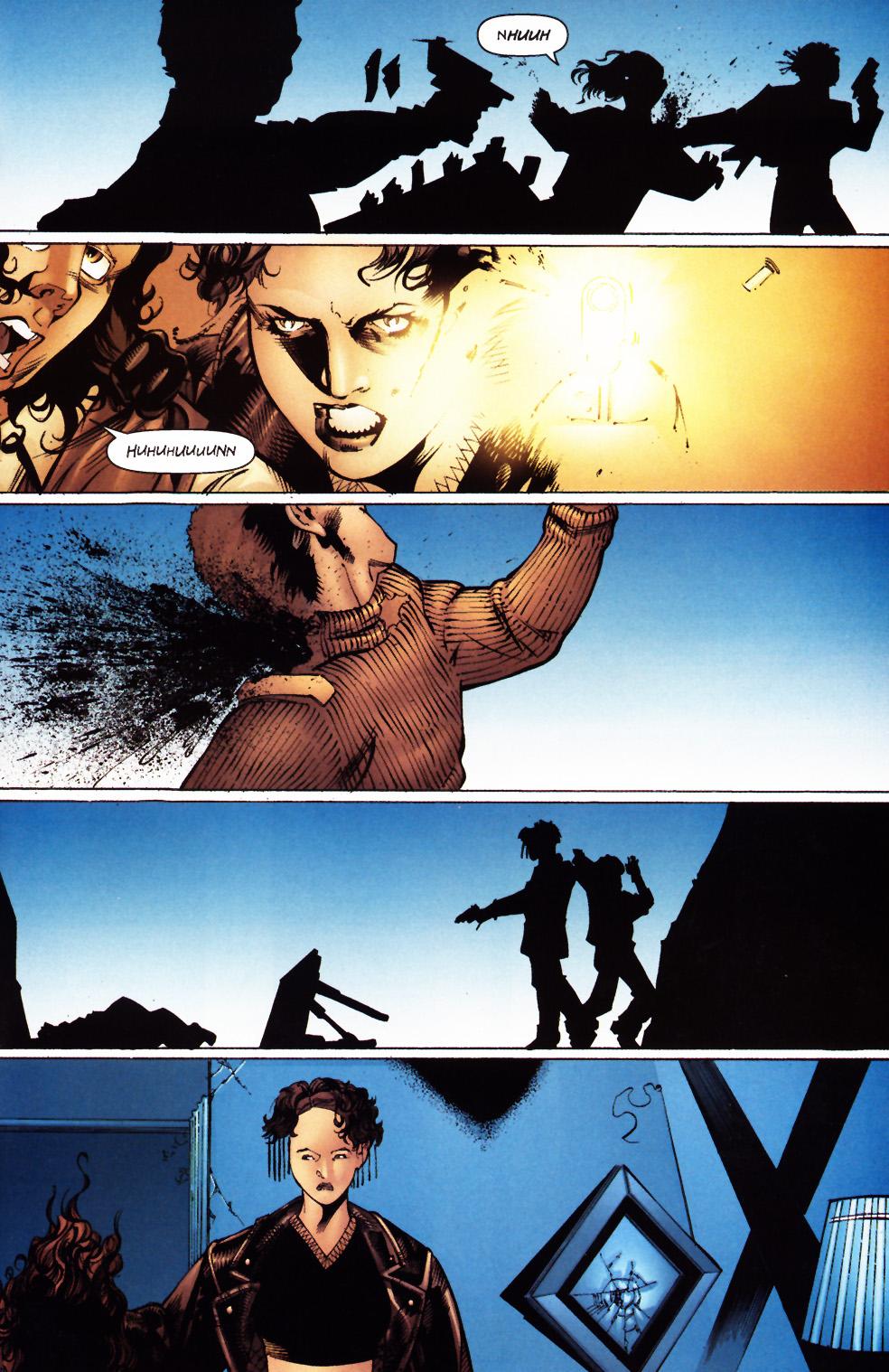 Read online Felon comic -  Issue #3 - 22