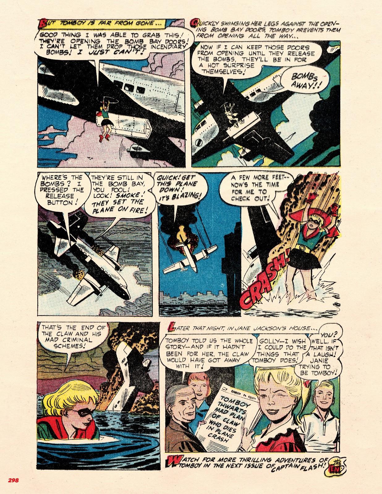 Read online Super Weird Heroes comic -  Issue # TPB 2 (Part 3) - 98