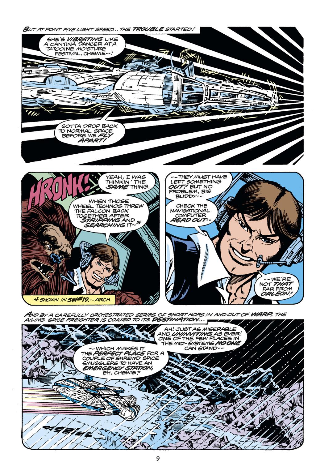 Read online Star Wars Omnibus comic -  Issue # Vol. 14 - 10