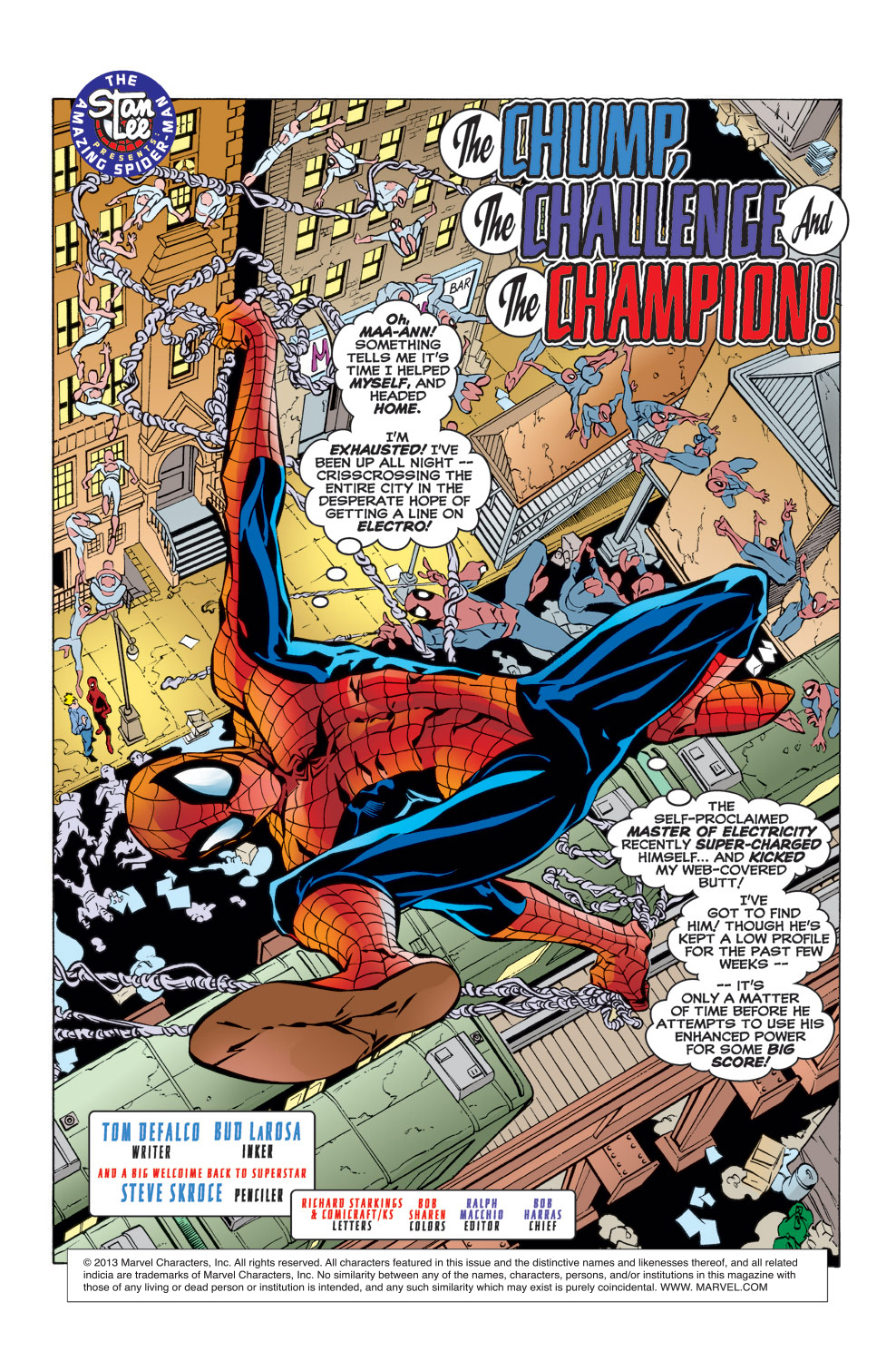 The Amazing Spider-Man (1963) 425 Page 2