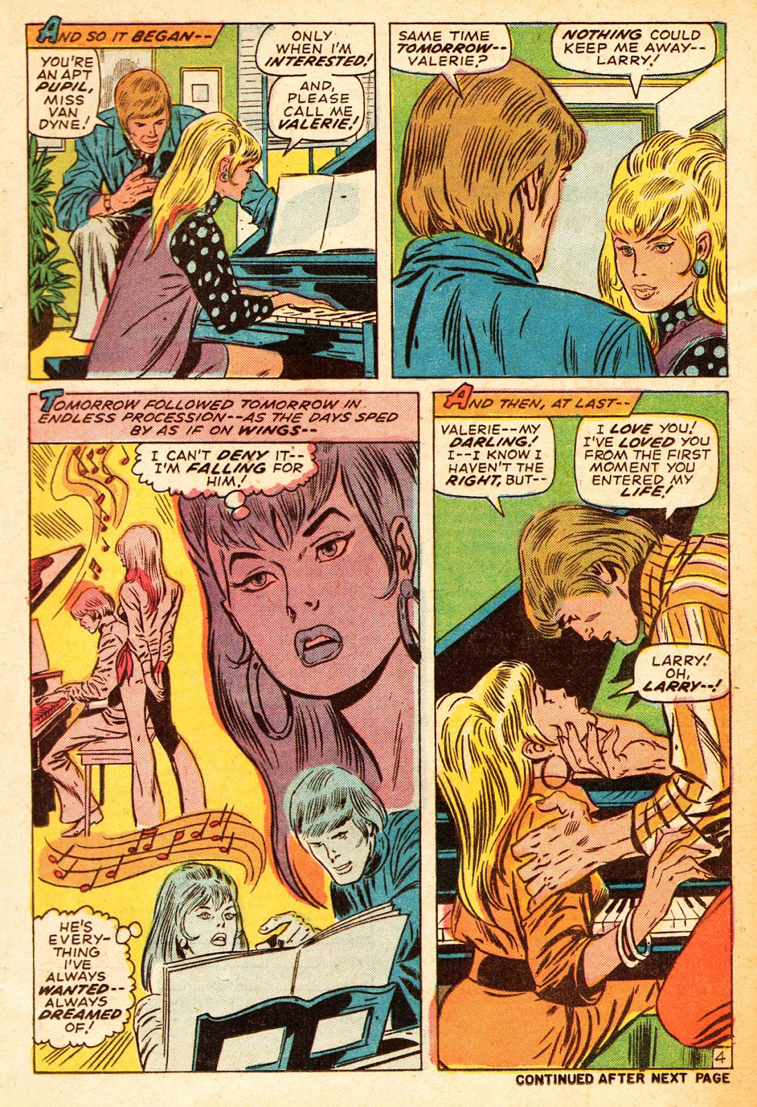 My Love (1969) issue 22 - Page 17