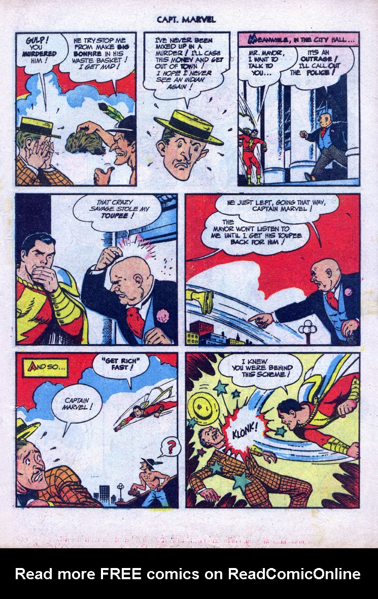 Captain Marvel Adventures issue 87 - Page 20