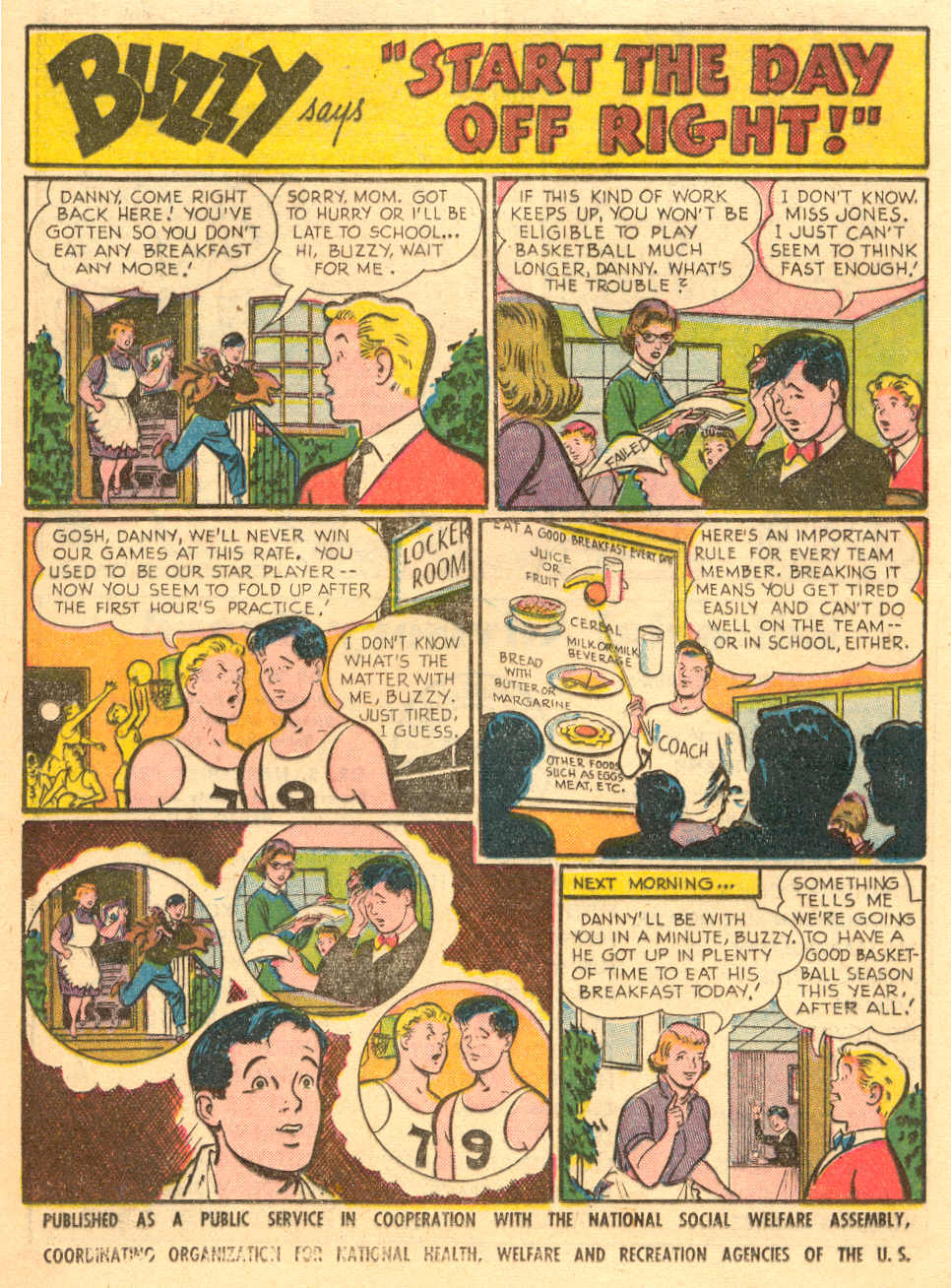 Read online Adventure Comics (1938) comic -  Issue #198 - 16