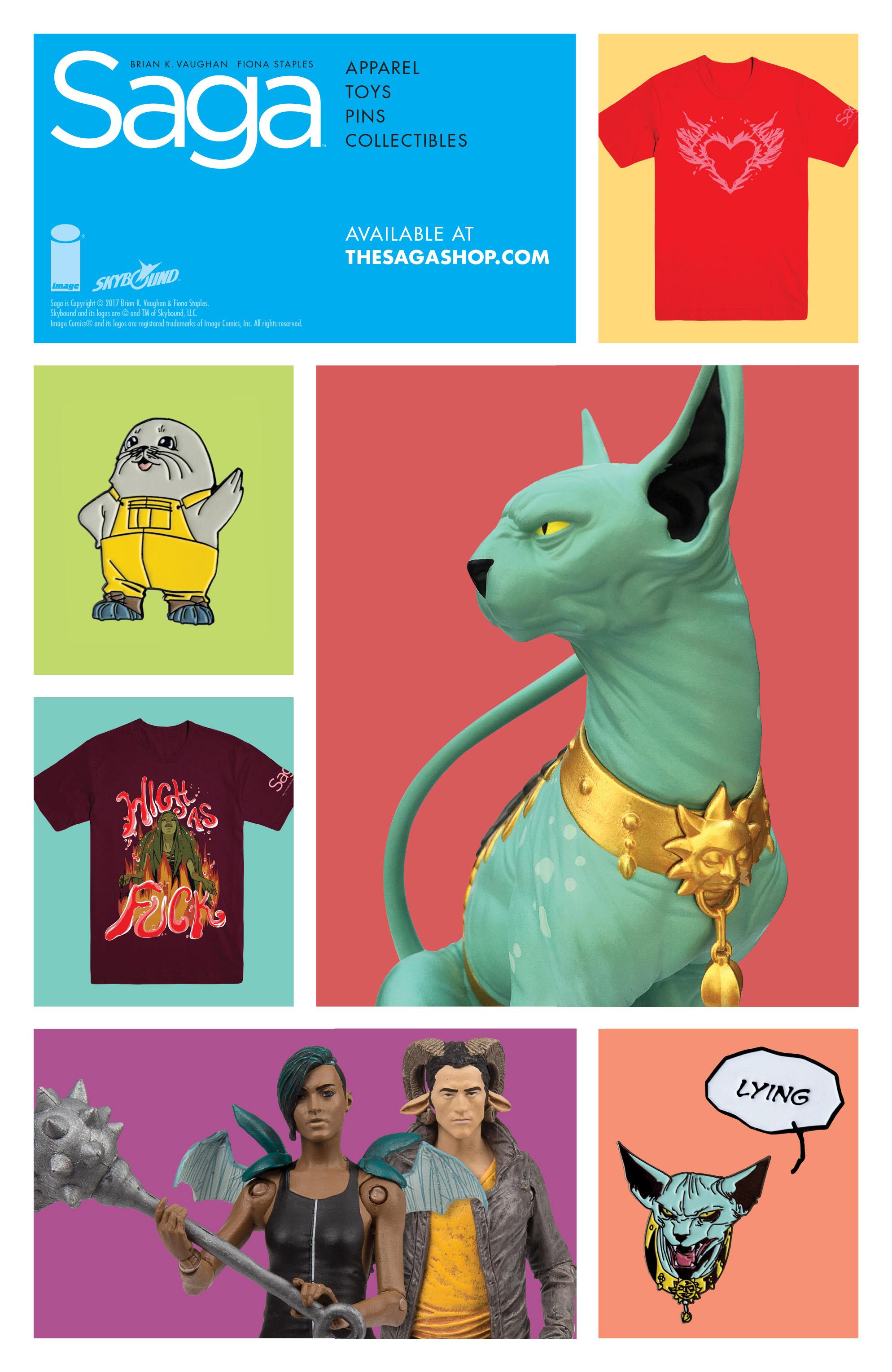 Read online Saga comic -  Issue #43 - 27