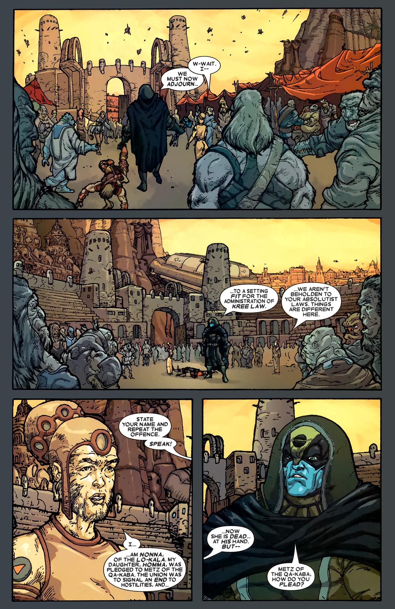Read online Annihilation: Ronan comic -  Issue #1 - 6