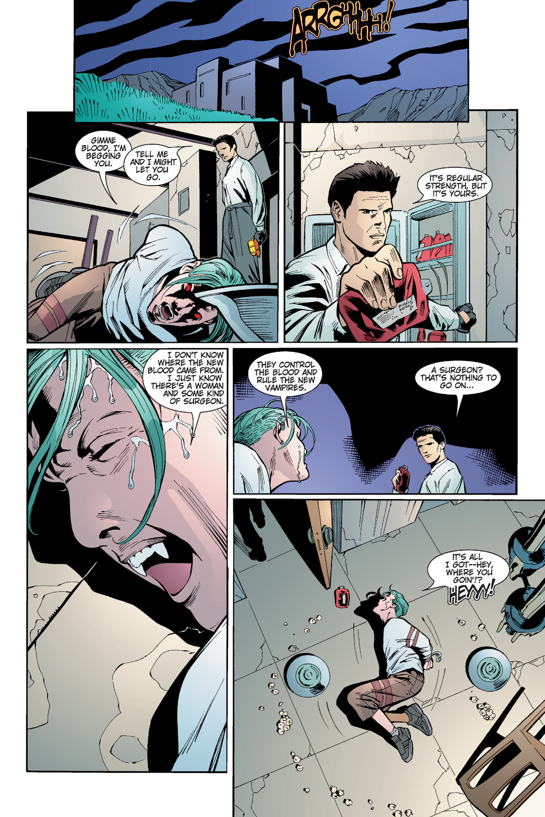 Read online Buffy the Vampire Slayer: Omnibus comic -  Issue # TPB 4 - 163