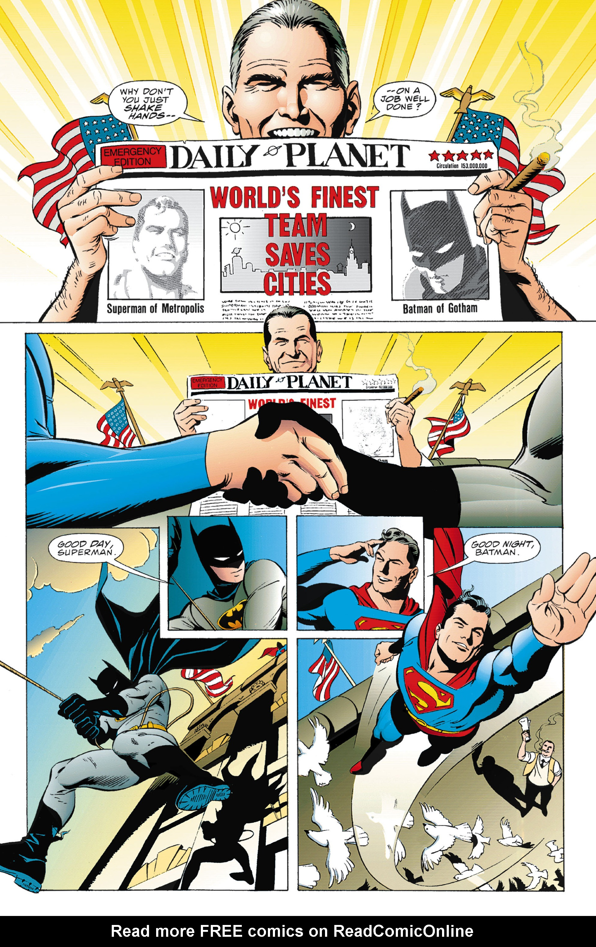 Read online World's Finest (1990) comic -  Issue #3 - 37