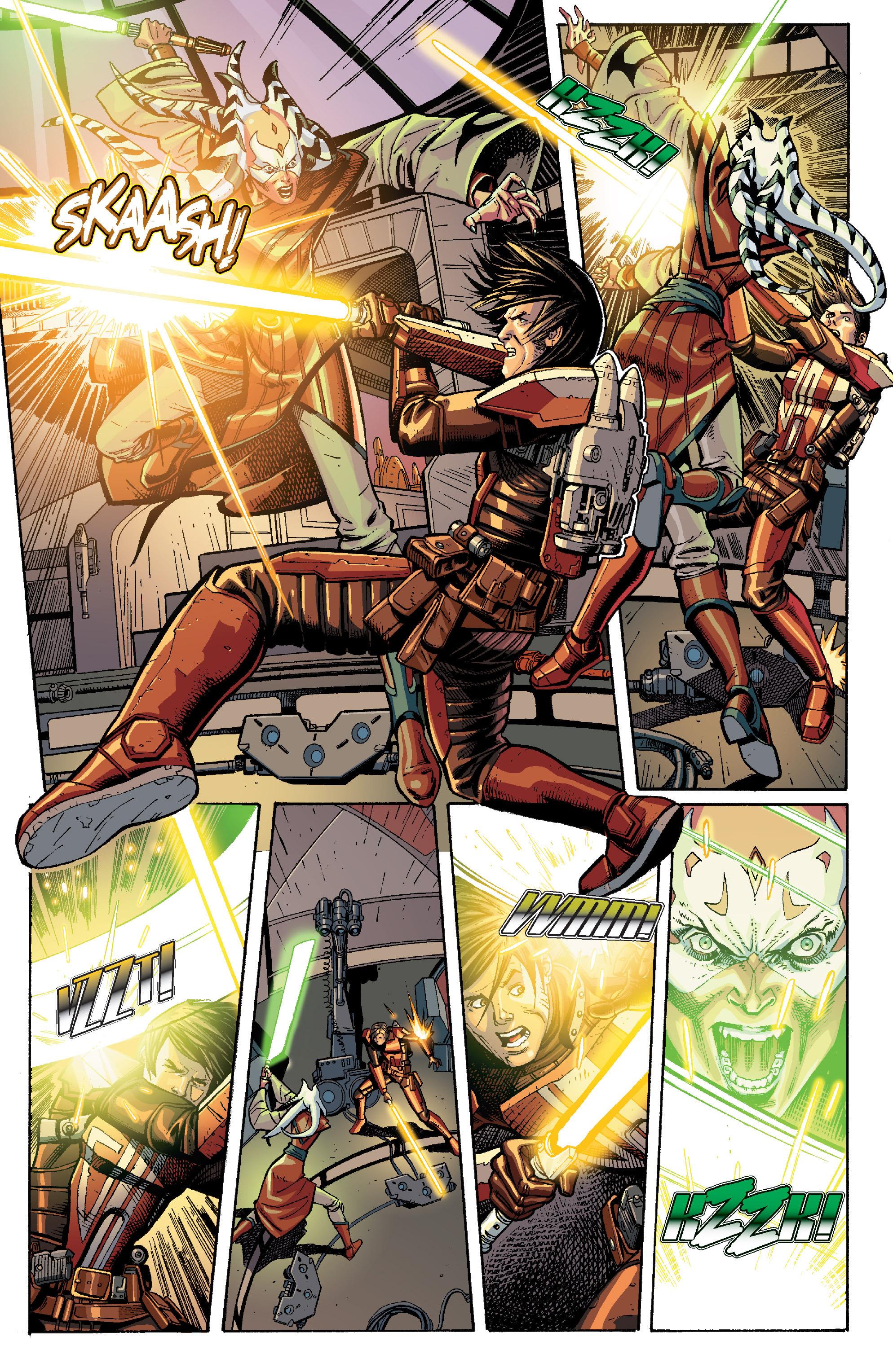 Read online Star Wars Omnibus comic -  Issue # Vol. 32 - 133