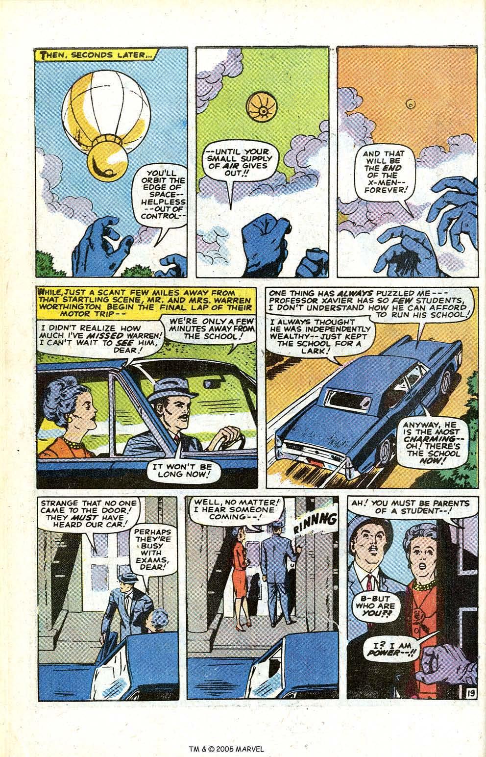 Uncanny X-Men (1963) issue 70 - Page 24