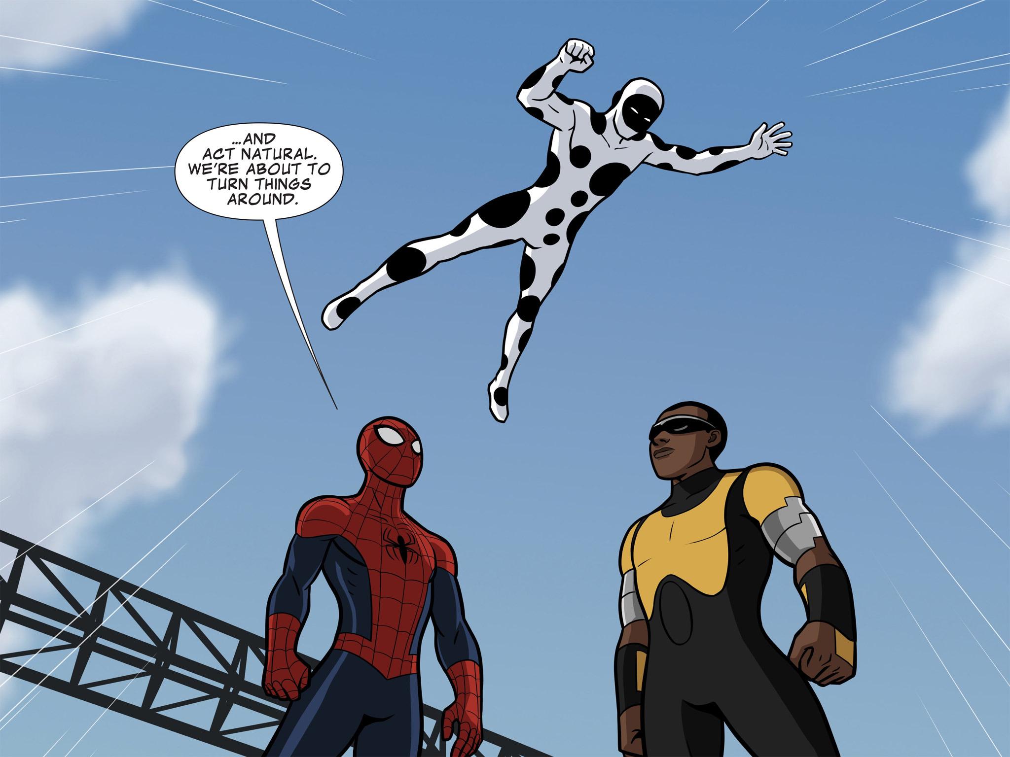 Read online Ultimate Spider-Man (Infinite Comics) (2015) comic -  Issue #11 - 8