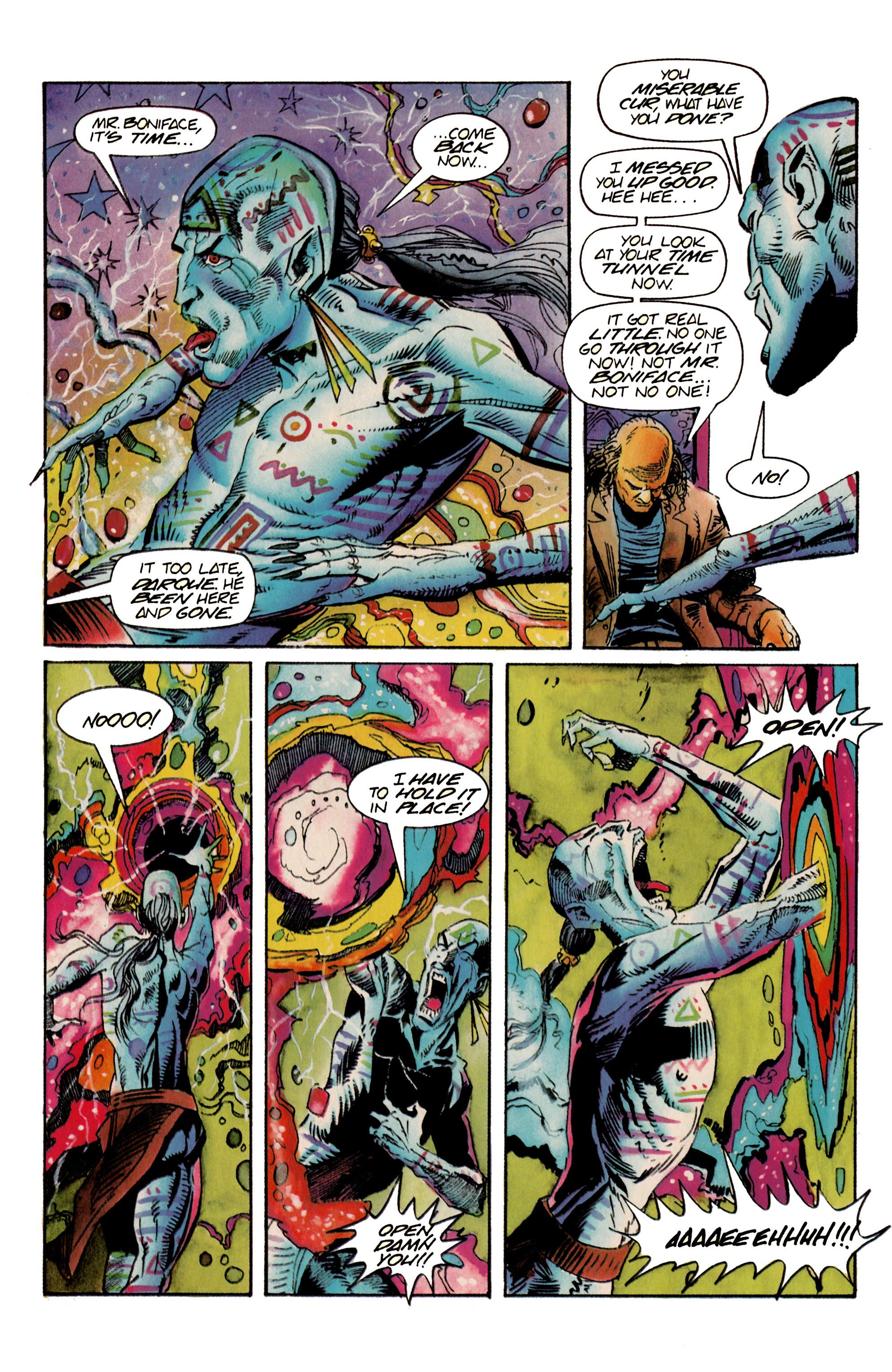 Read online Shadowman (1992) comic -  Issue #22 - 19