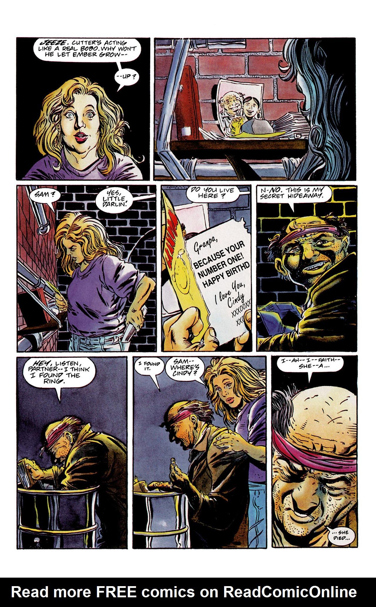 Read online Harbinger (1992) comic -  Issue #13 - 12
