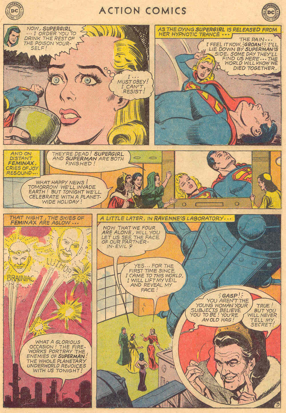 Read online Action Comics (1938) comic -  Issue #323 - 27