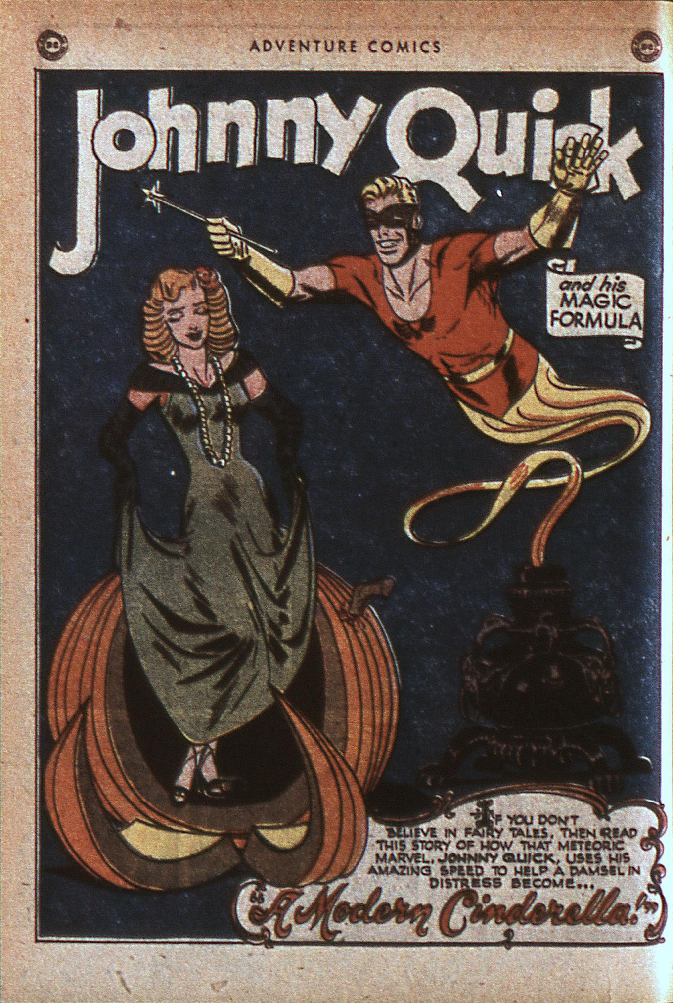Read online Adventure Comics (1938) comic -  Issue #124 - 41