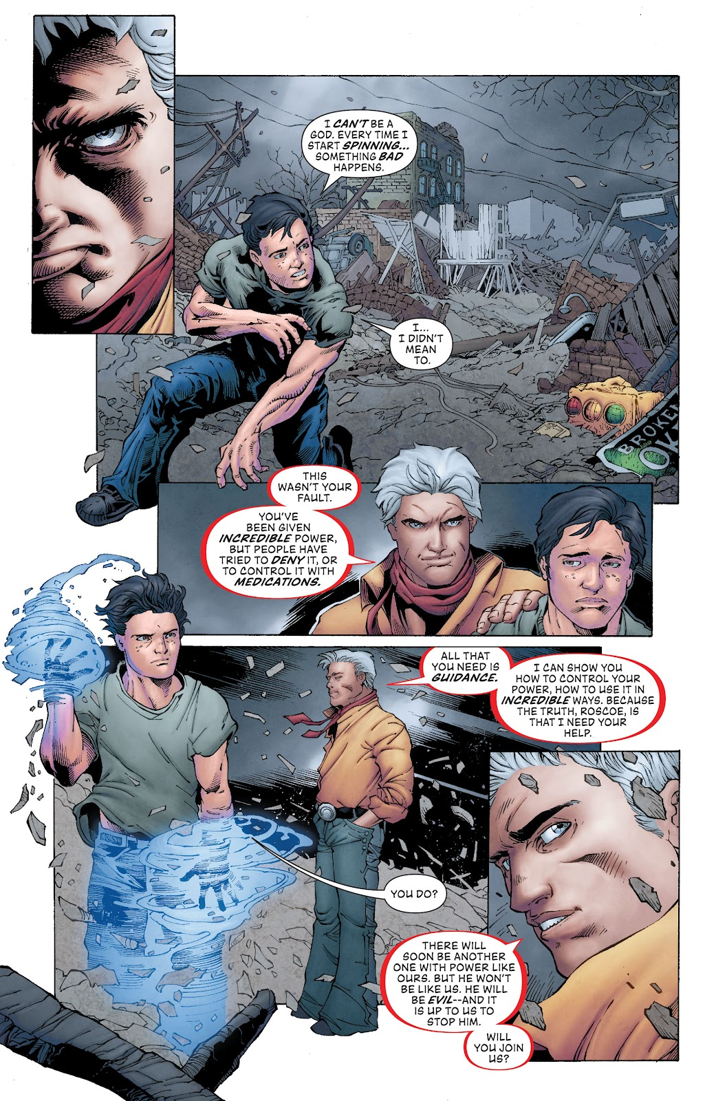 Read online The Flash (2011) comic -  Issue # _TPB 8 (Part 1) - 81